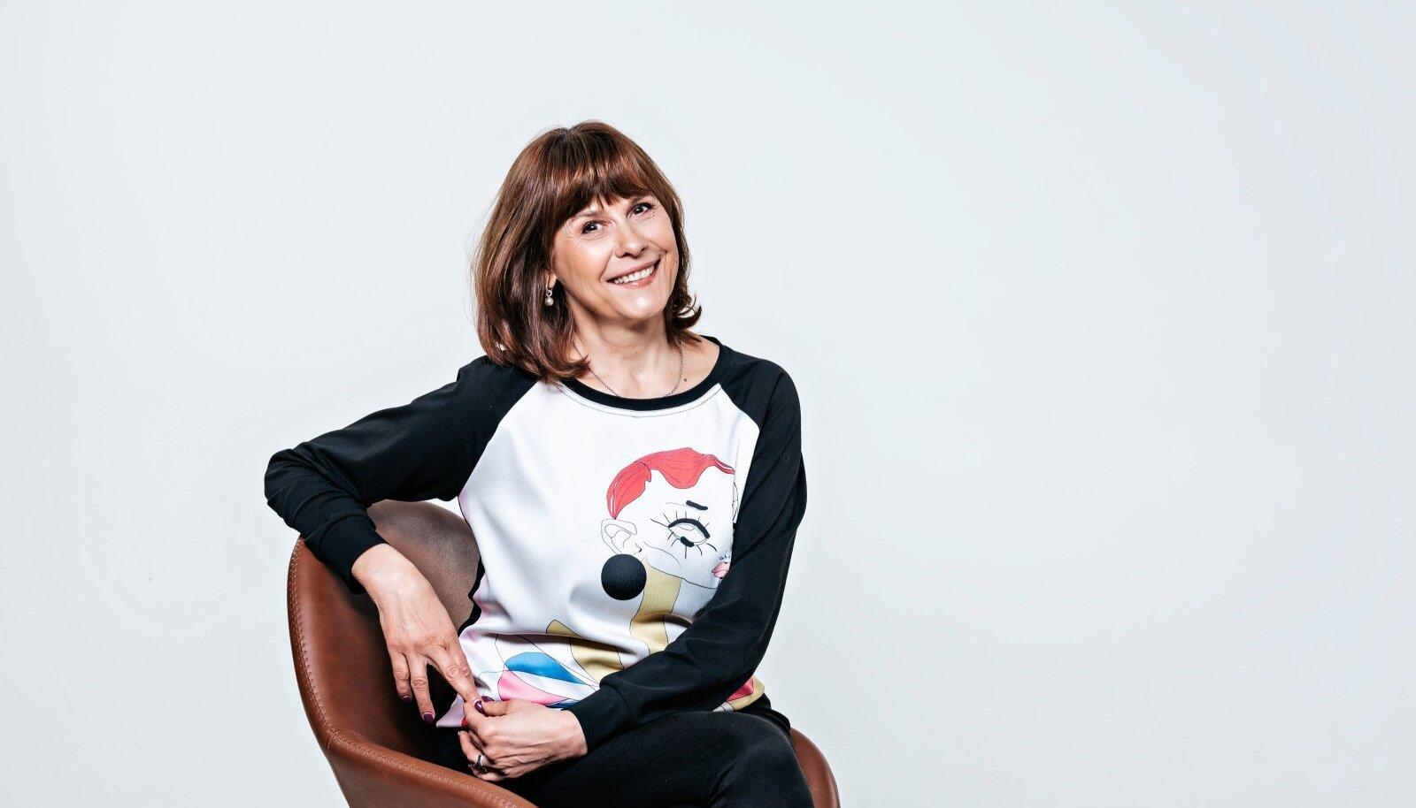 Rita Rätsepp podcast
