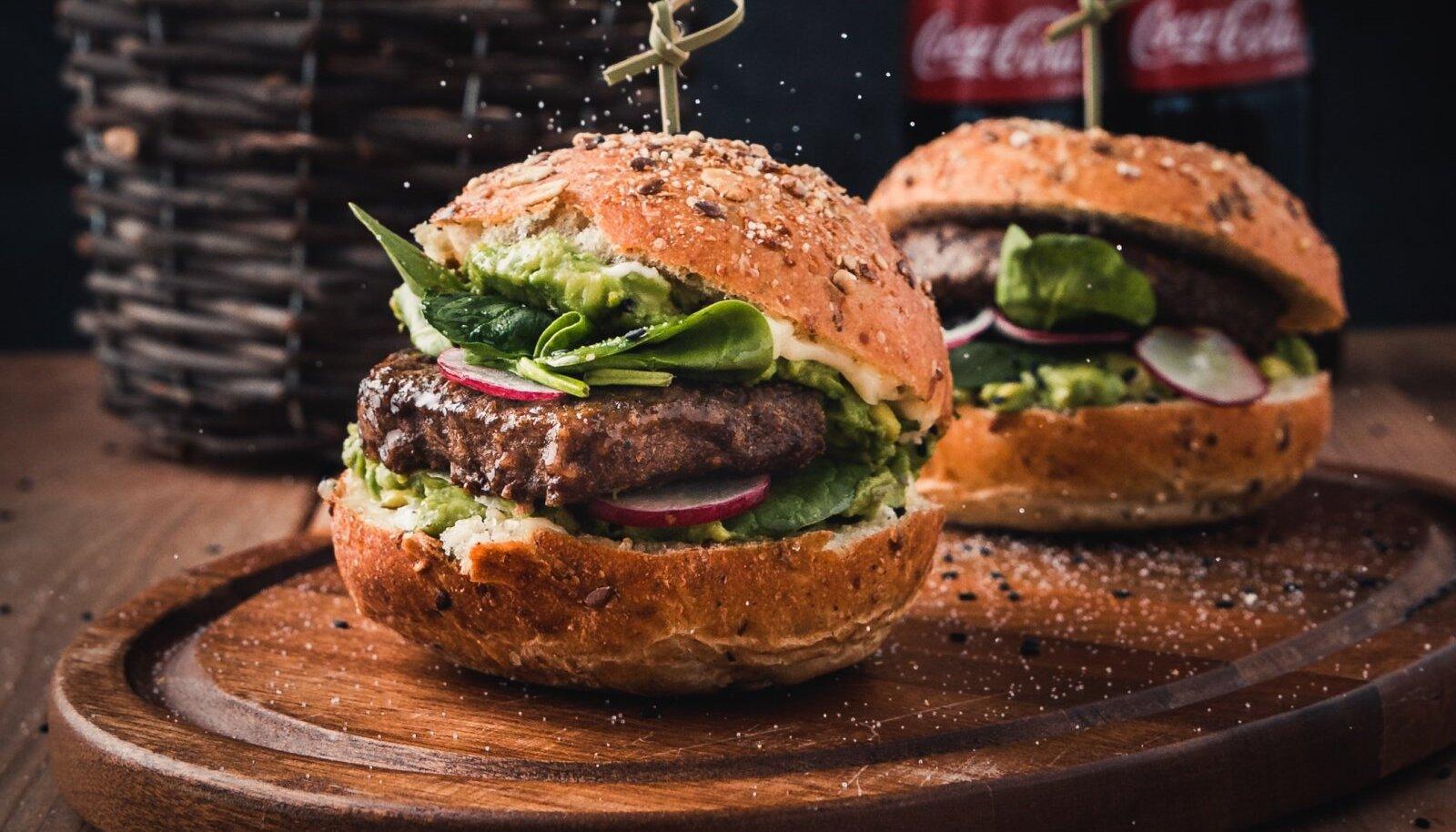 Milline on Tallinna parim burger?