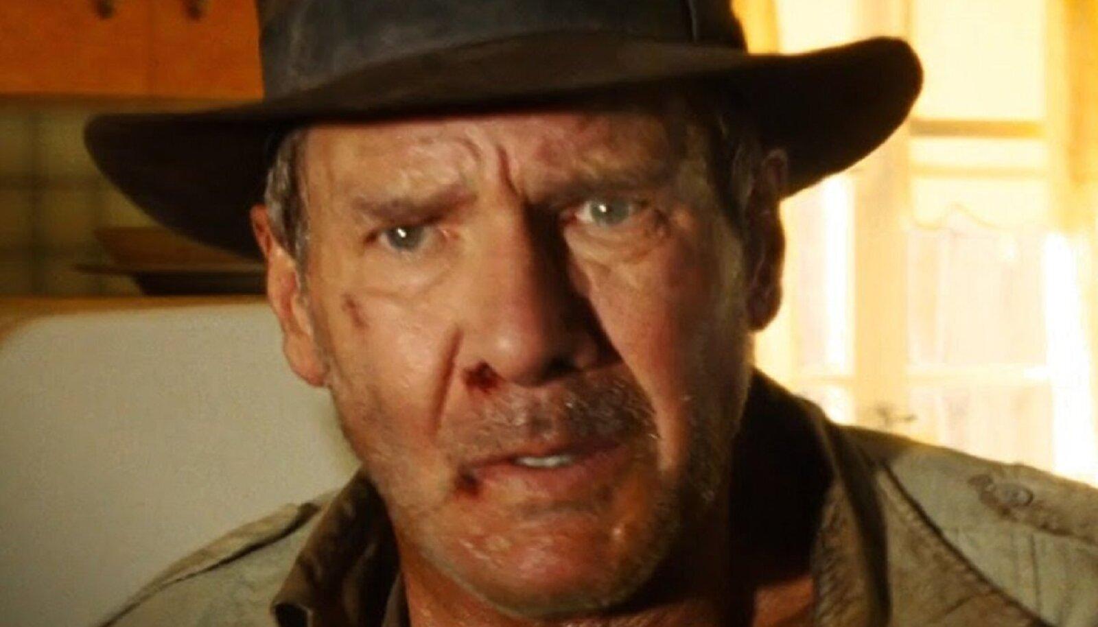"""""""Indiana Jones ja Kristallpealuu kuningriik"""""""