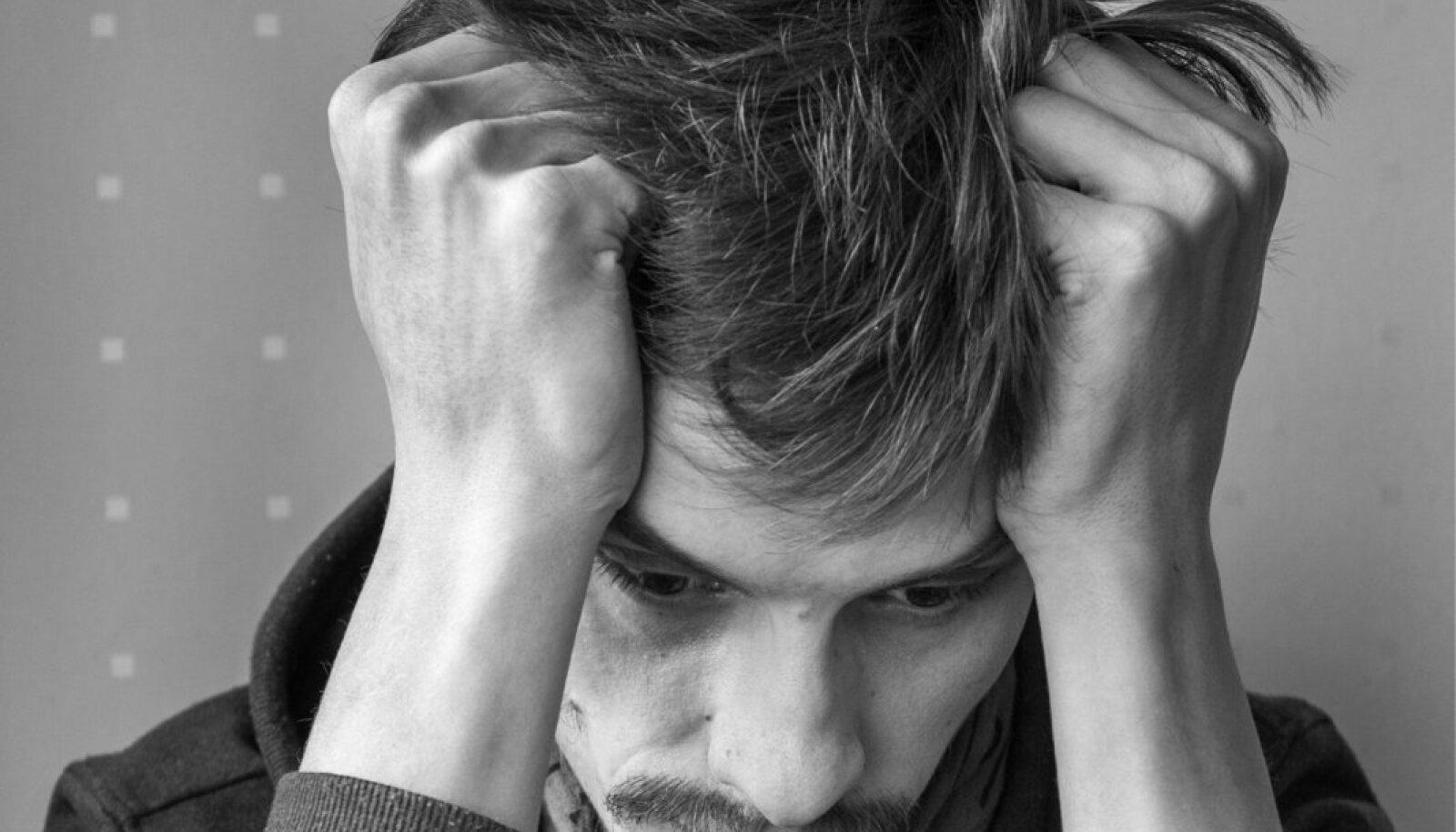 Depressioon hiilib salaja ligi ja on ettearvamatu