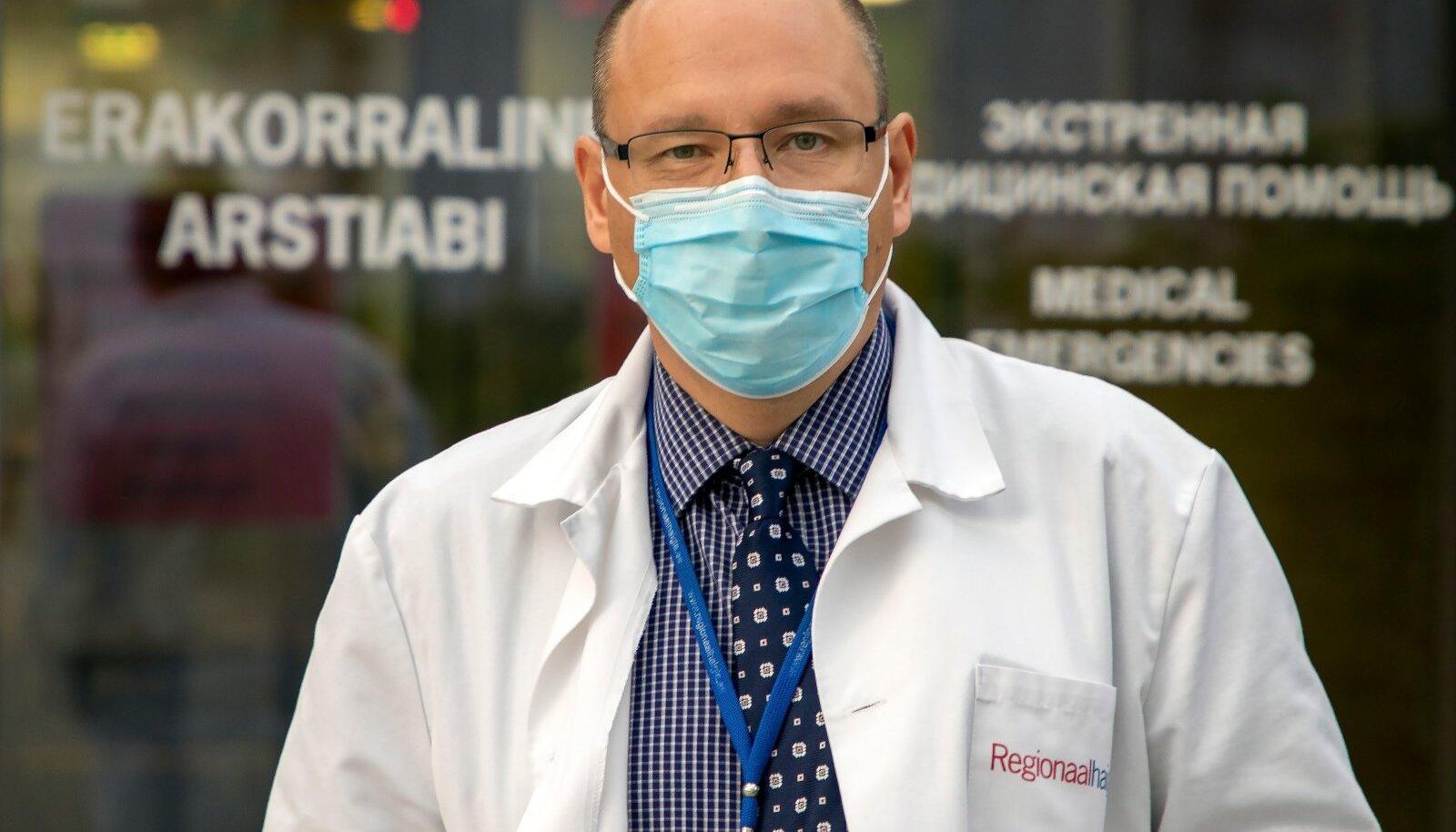 """""""Antud kaasuses on saanud ebaõiglaselt pihta konkursi üks kandidaate dr. Arkadi Popov."""""""