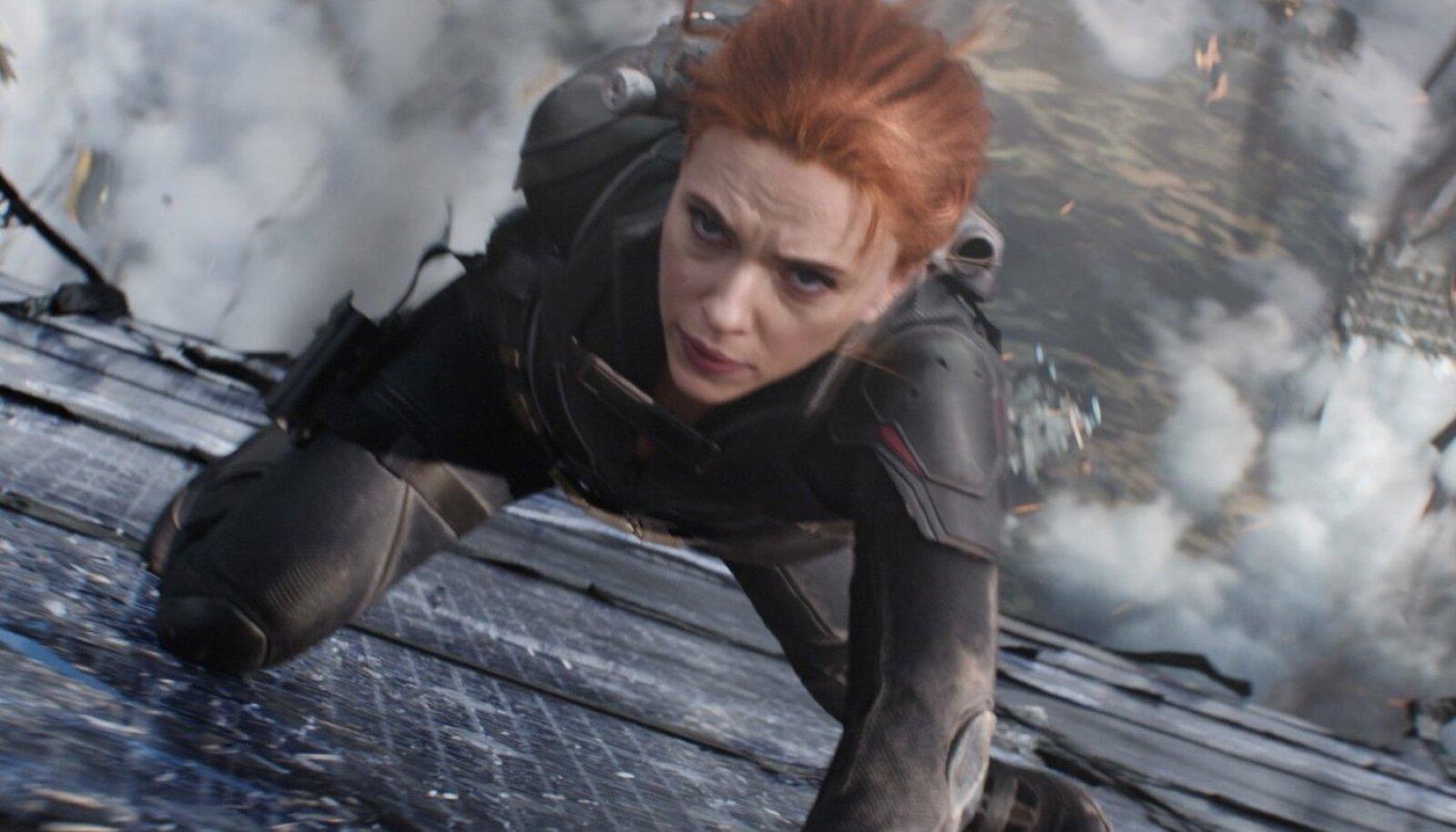 VAATEMÄNG: Natasha Romanoffi ehk Musta Leske mängib taas Scarlett Johansson.