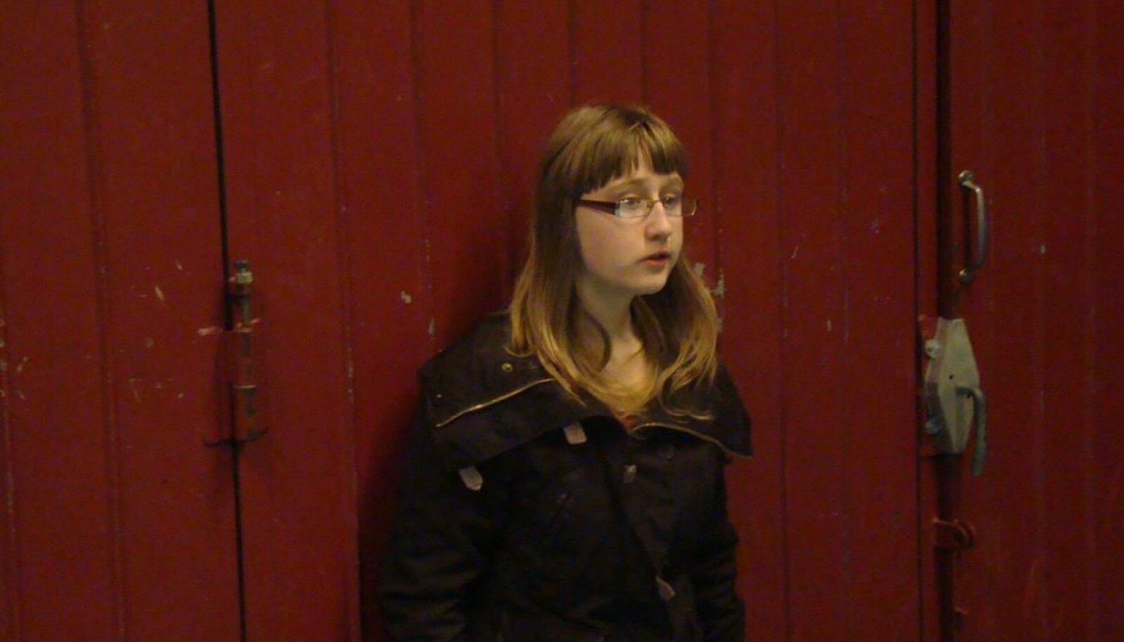13-aastane Anastassia