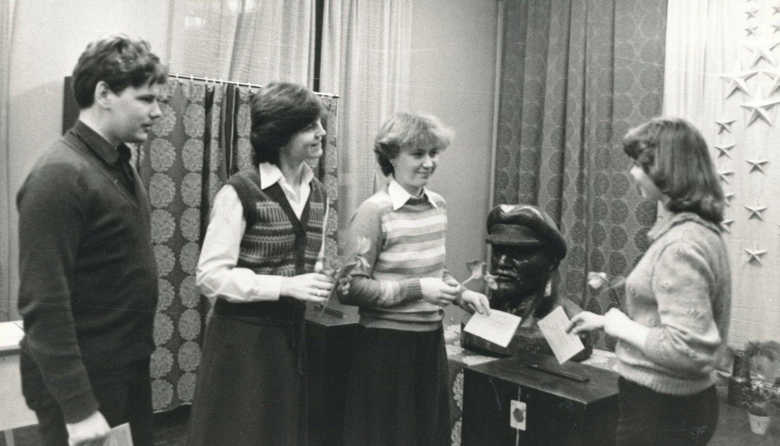 Valimised 1980. aastate ENSVs.