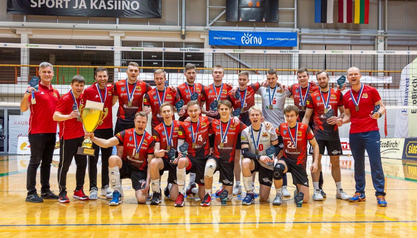 Tallinna Selveri meeskond