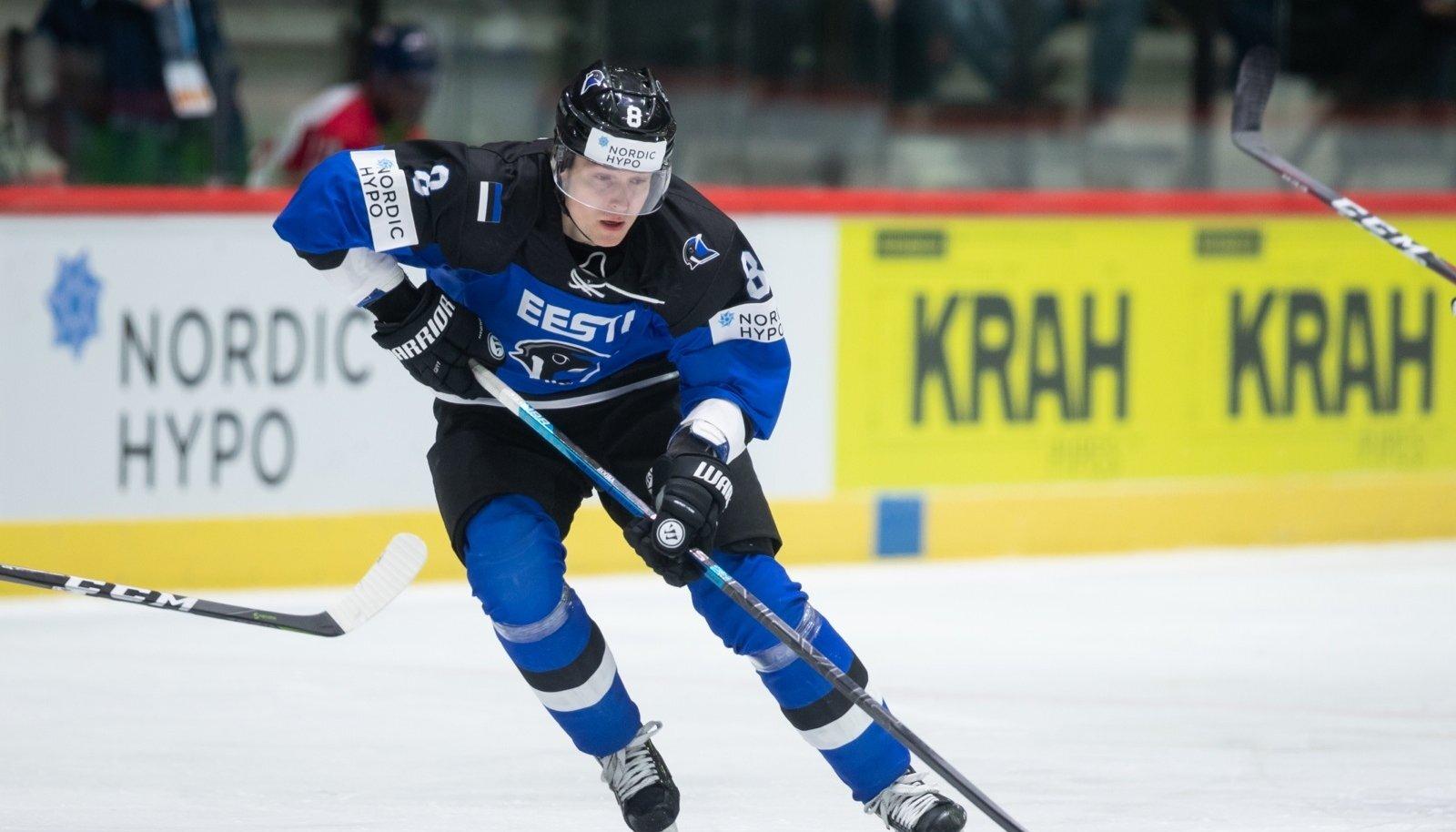 Eesti jäähokikoondis läks jäähoki MM-i I-divisjoni B-grupi kohtumises vastamisi Jaapani koondisega. Eestlased kaotasid 2:5.