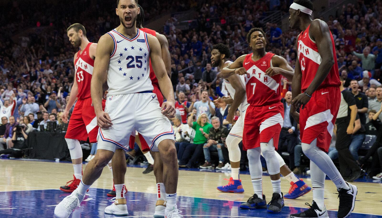 Philadelphia 76ersi Ben Simmons