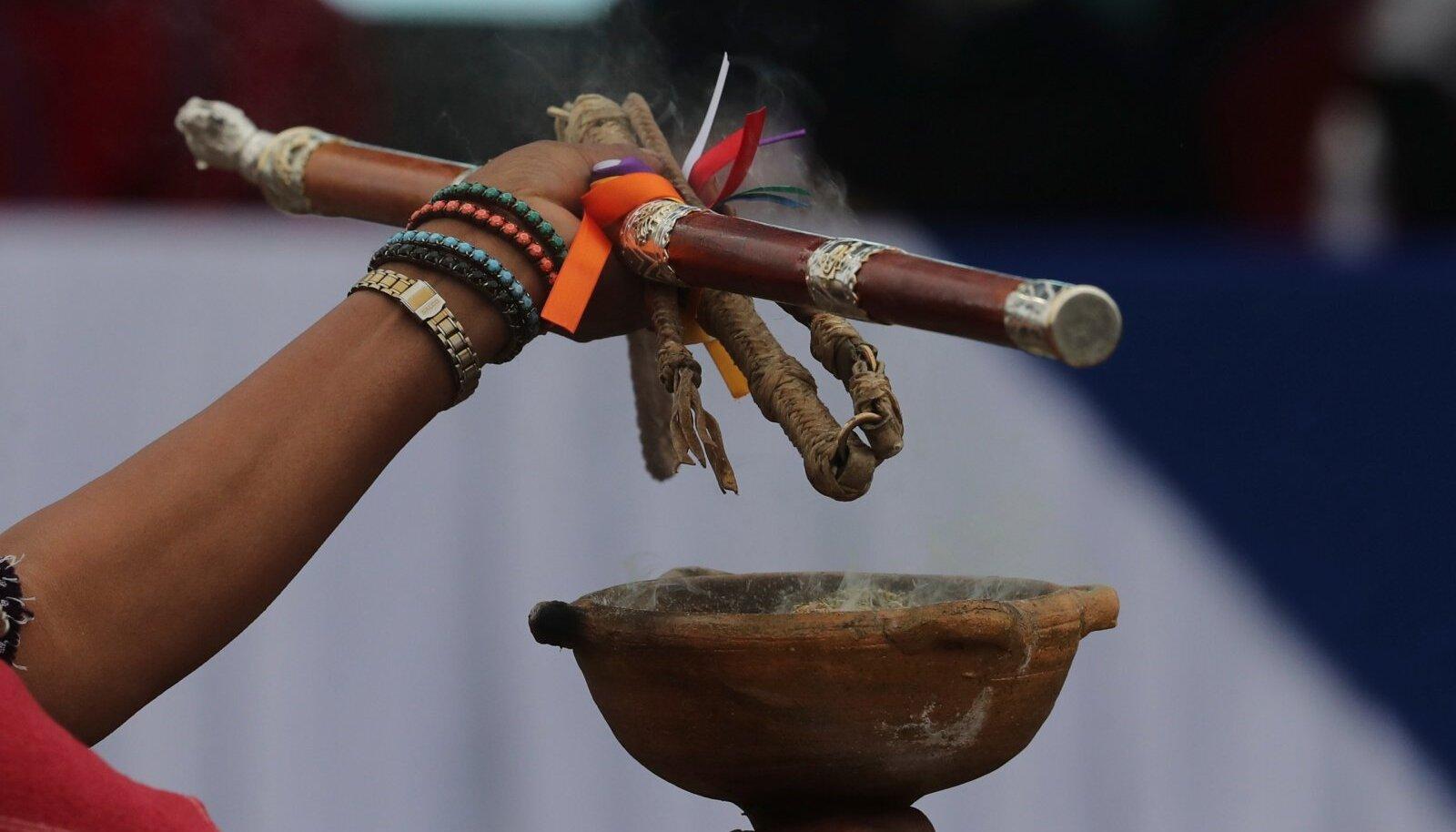 Šamanistlikud rituaalid