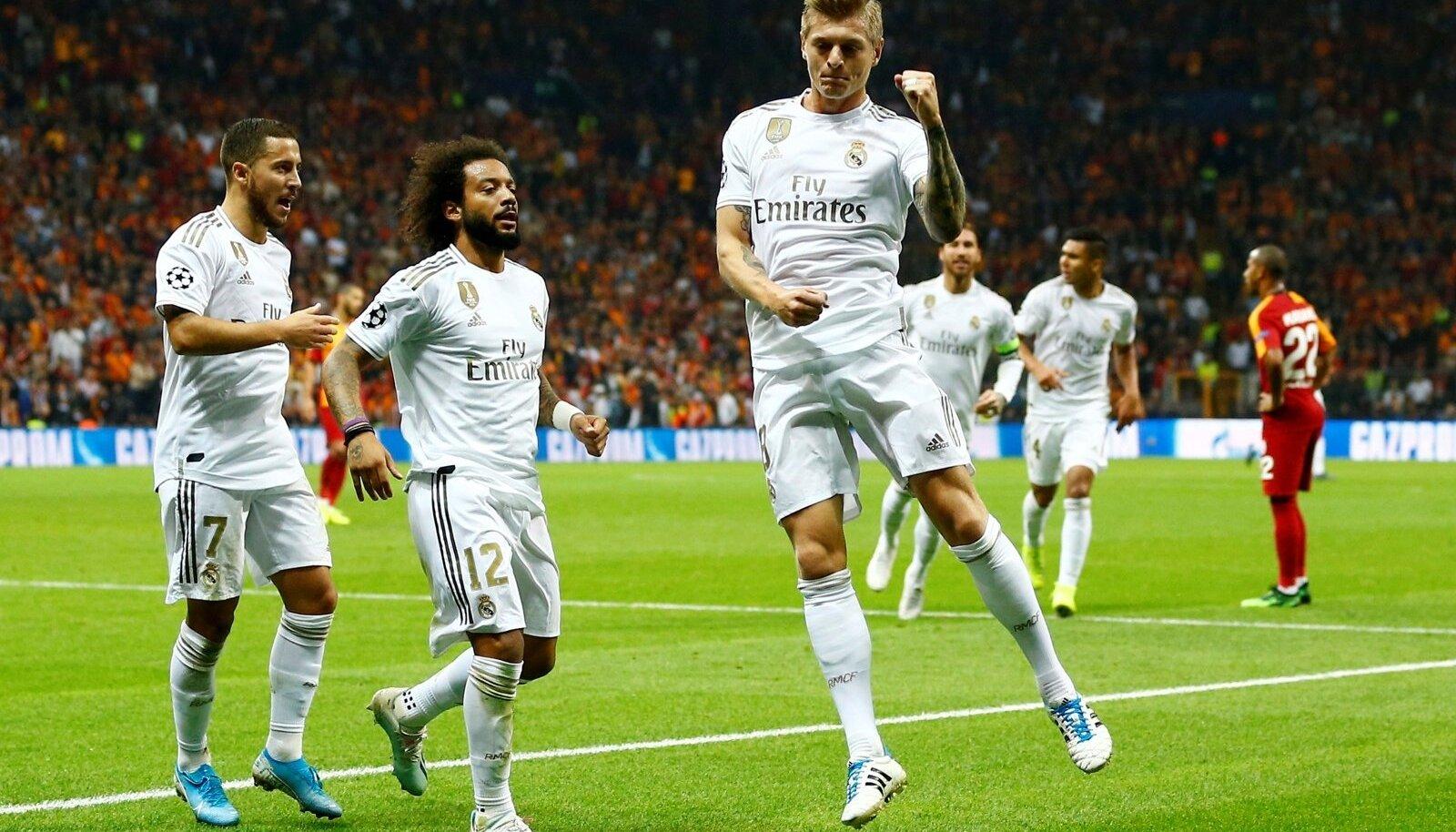Champions League - Group A - Galatasaray v Real Madrid