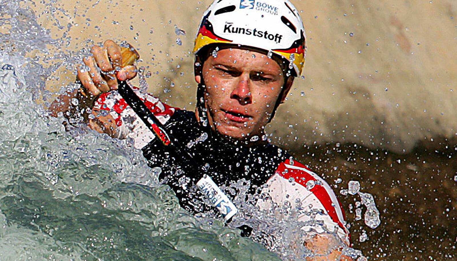 Stefan Henze 2005. aasta MMil