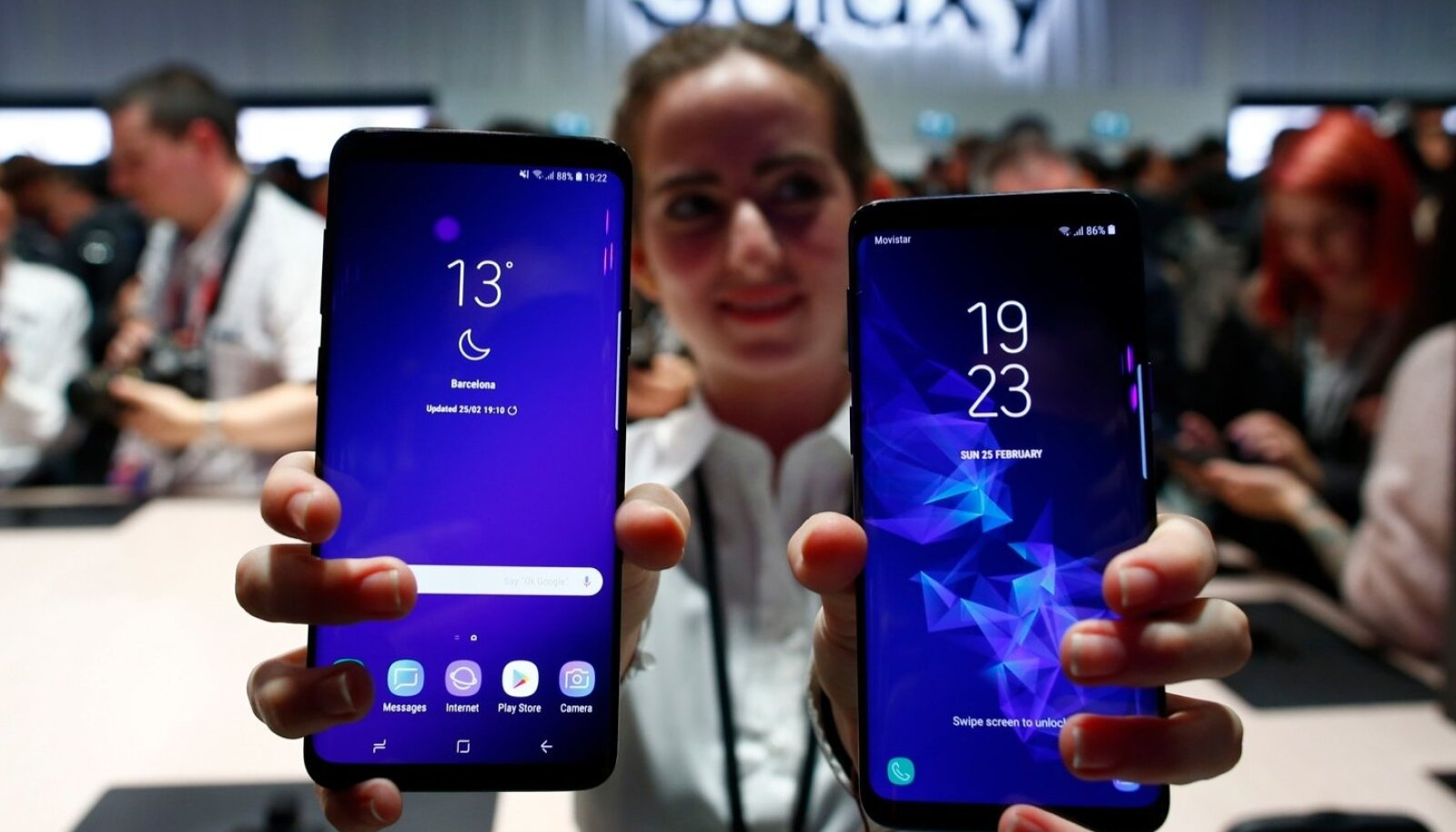 Spain Wireless Show Flagship Phones