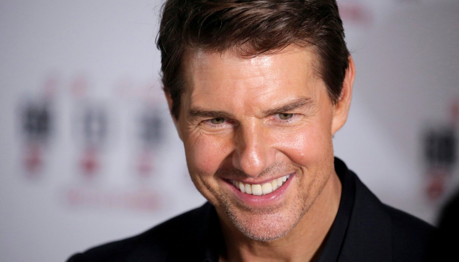 """FILE PHOTO: Cast member Tom Cruise attends a news conference promoting his upcoming film """"Mission: Impossible - Fallout"""" in Beijing"""
