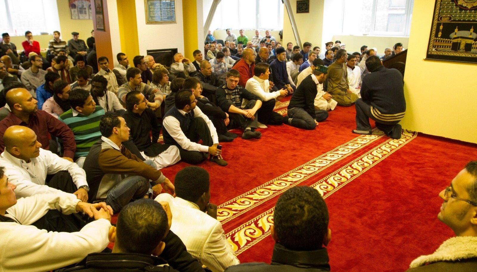 Moslemid Eestis