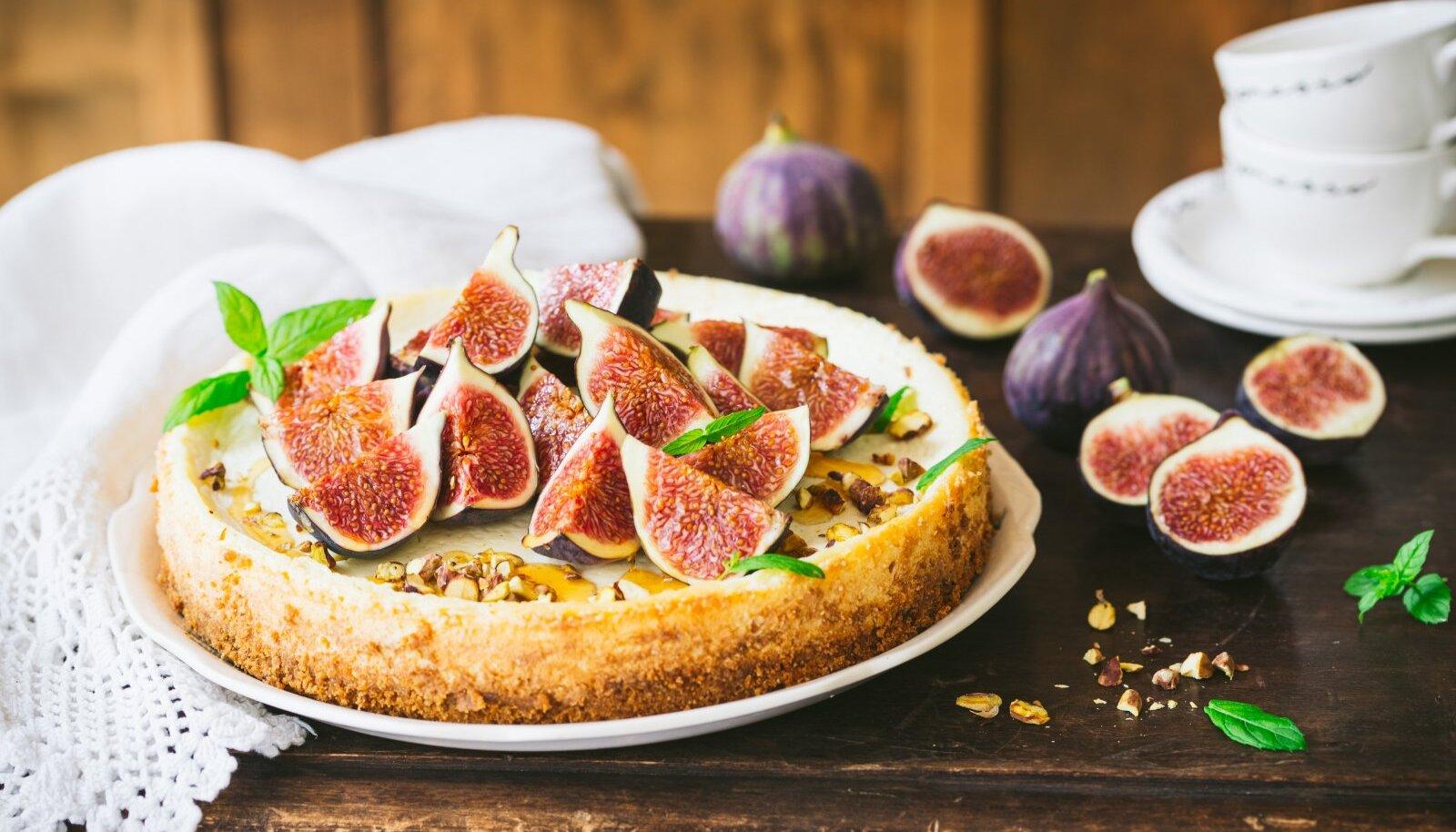 Enne koolialgust on hea mõte küpsetada üks maitsev kook, kasutades selleks hooajalisi ande.