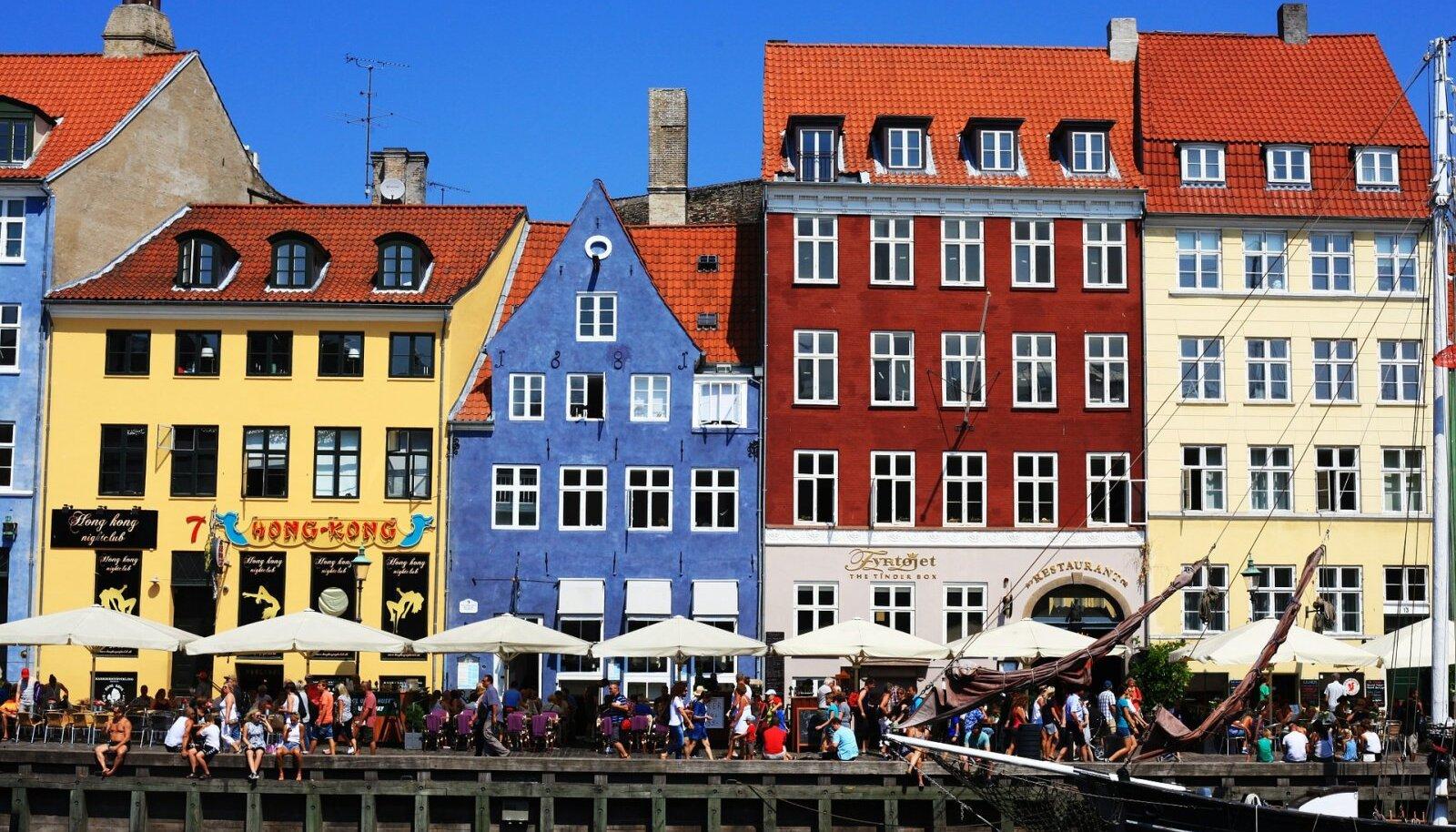 Taani reisides tuleb test teha 24h enne lennu väljumist.