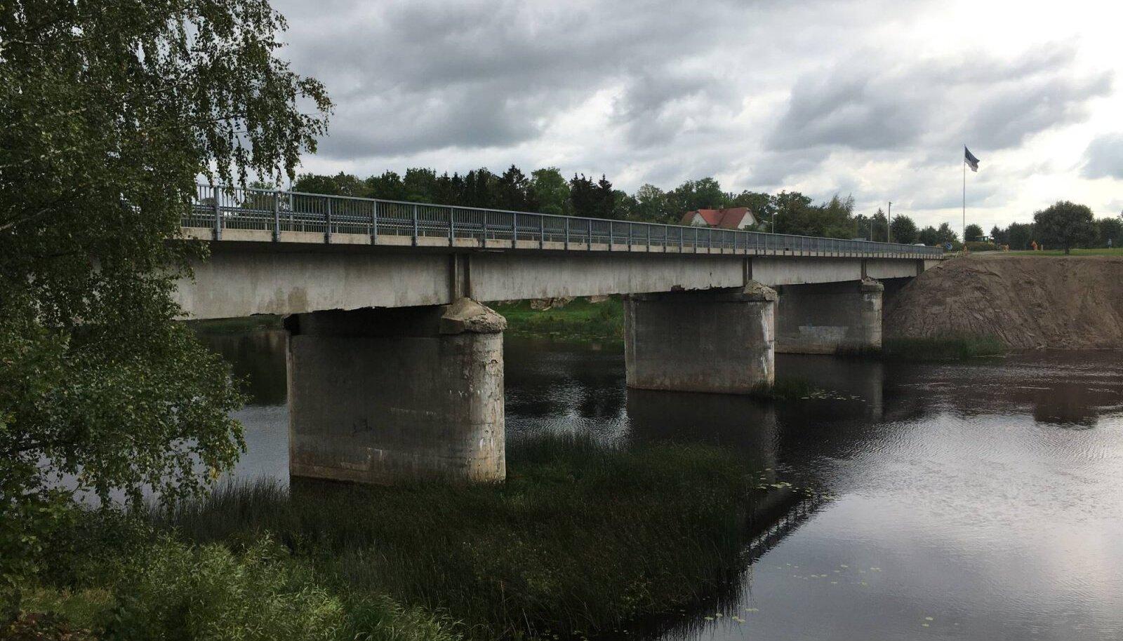 Keskkonnaregistreeringut tuleb taotleda näiteks uue silla rajamiseks