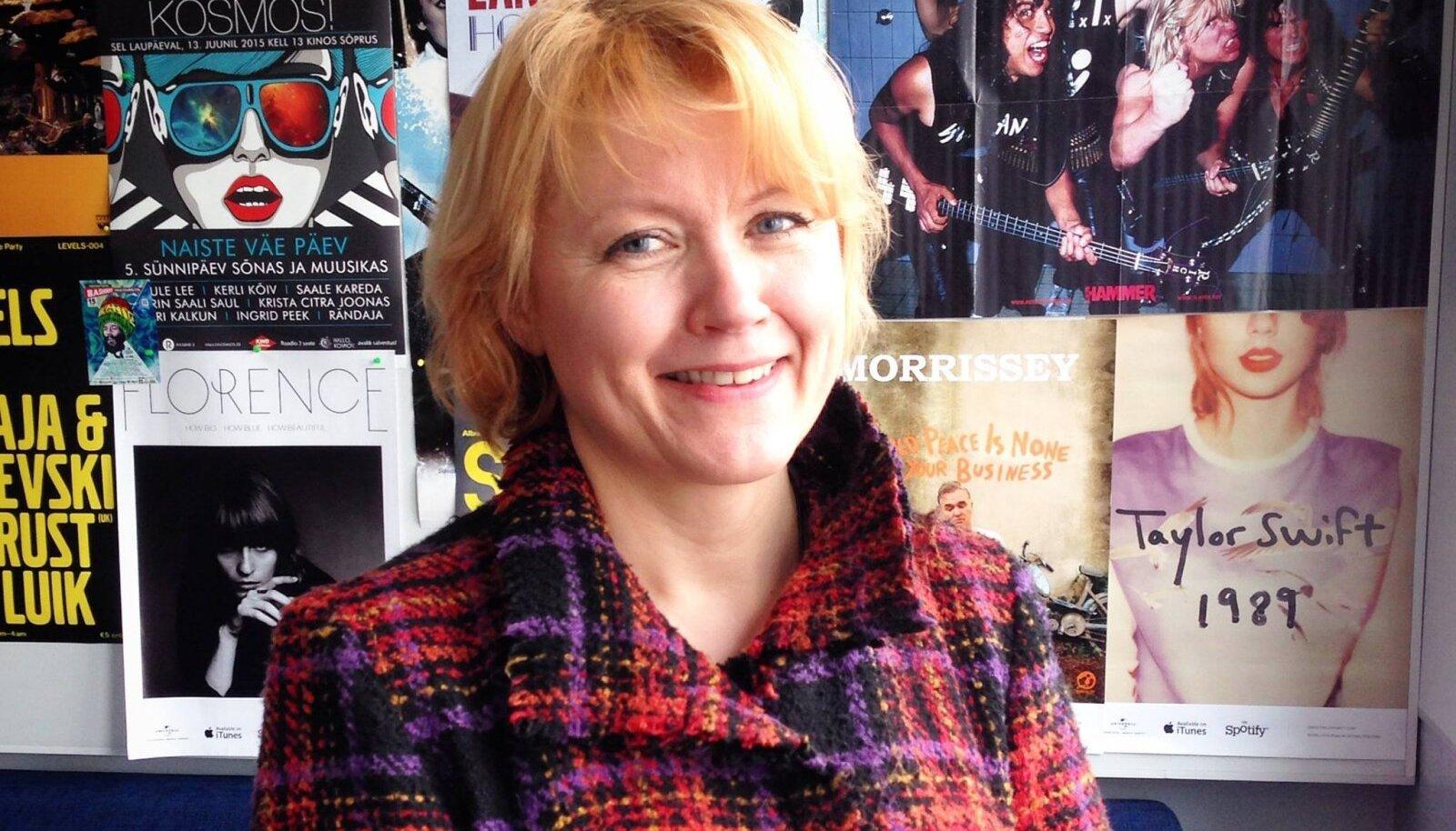 Rea Raus, Tampere Ülikooli doktorant, Statera Uurimis- ja Praktikakeskus