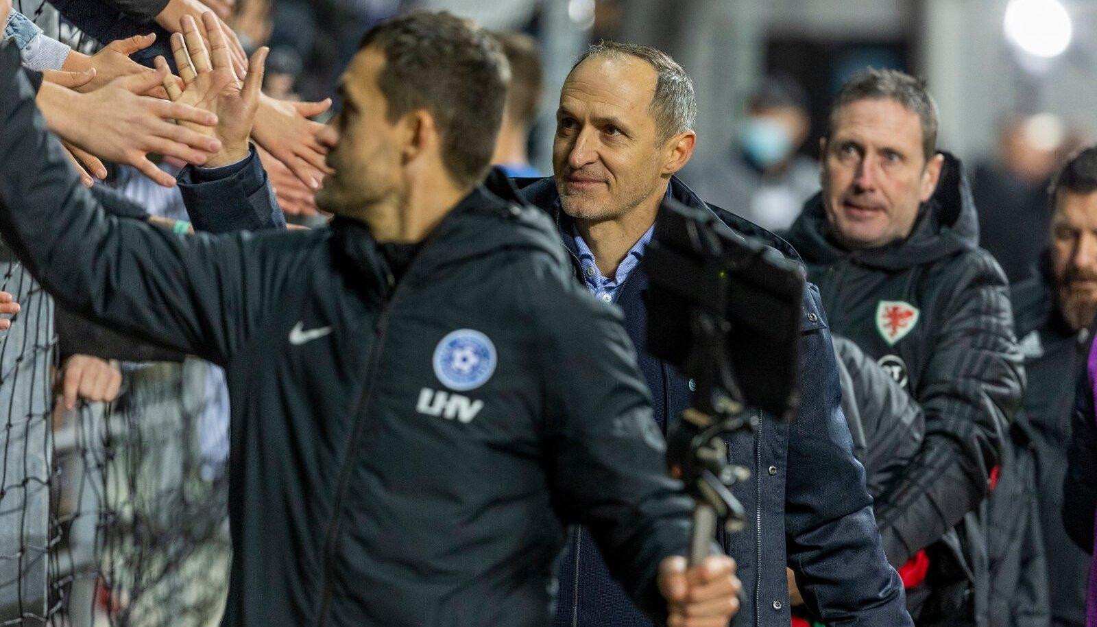 Eesti jalgpallikoondis on täitnud mitu peatreener Thomas Häberli lubadust. Kahel järgmisel aastal peaksid eesmärgid olema suuremad.