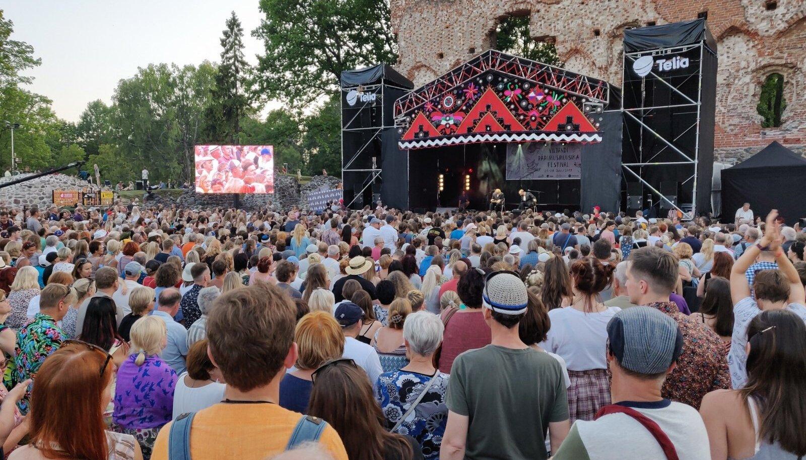 Puuluup Viljandi Folk 2019