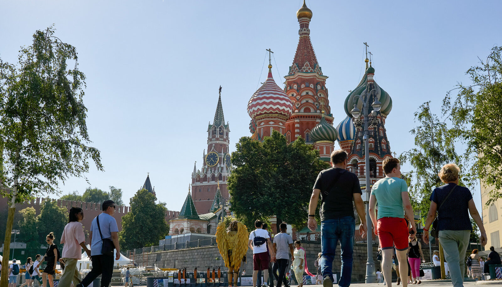 Moskva oblastis avastati viirus viimase ööpäeva jooksul kokku ligi 8000 inimesel.