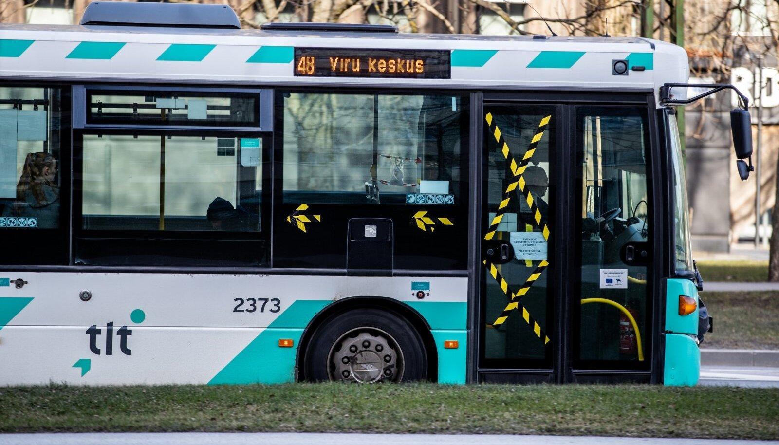 Liikumise piirangud Põhja-Tallinnas seoses koroona viirusega