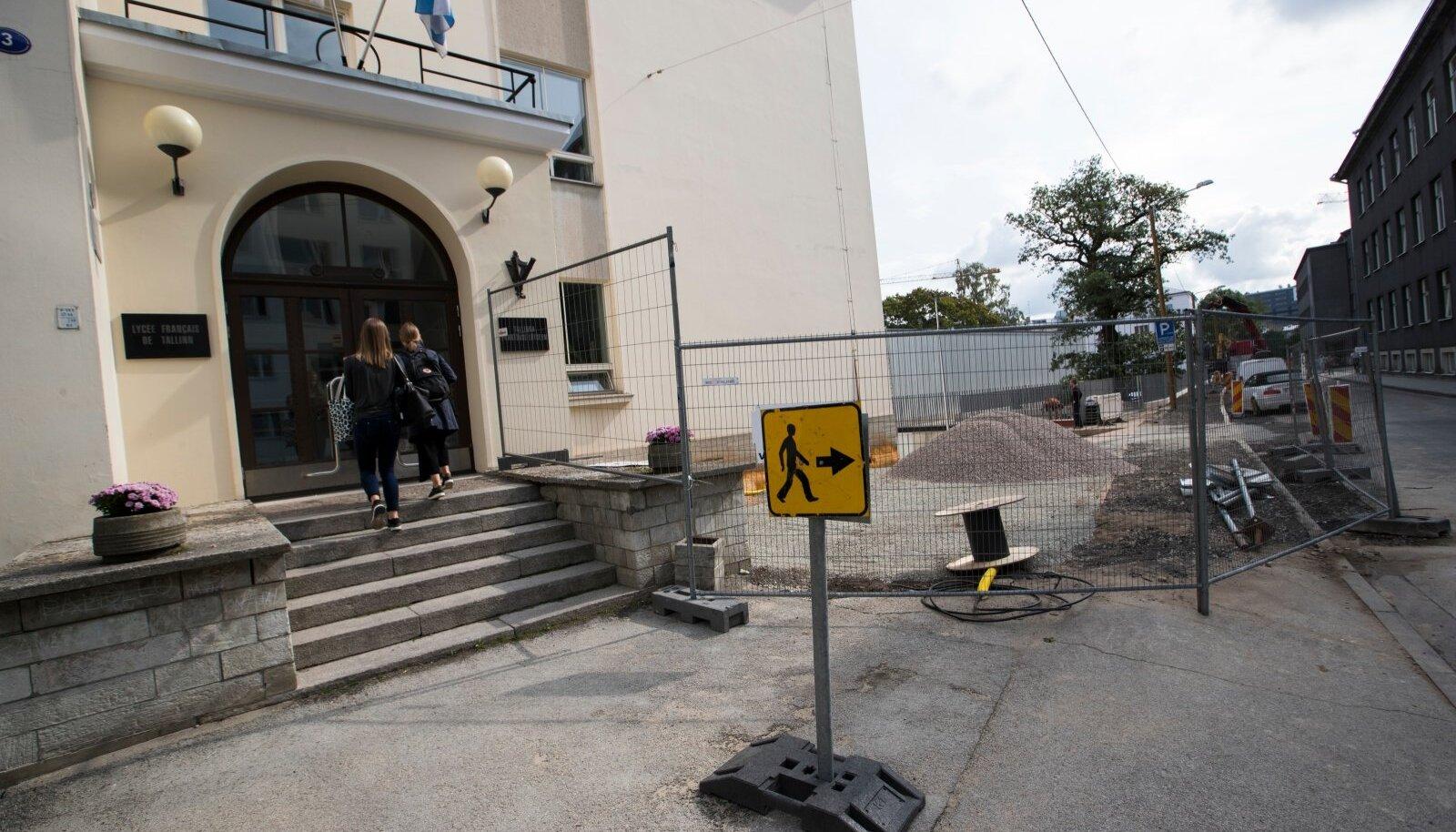 Tallinna Prantsuse Lütseum