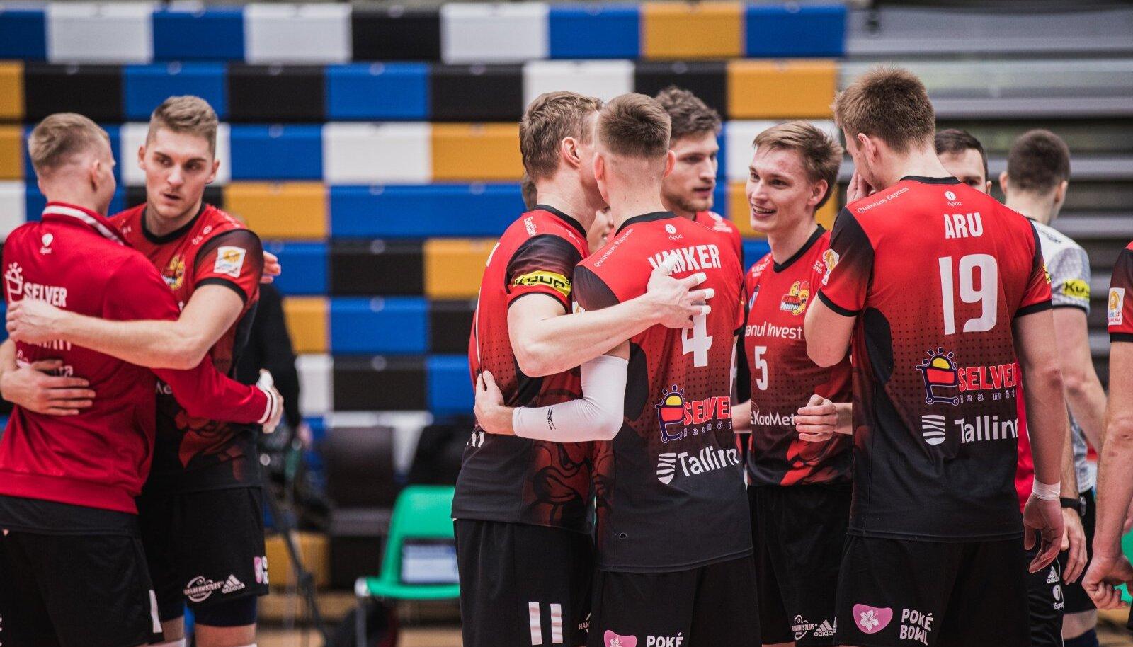 Bigbank Tartu vs Selver Tallinn