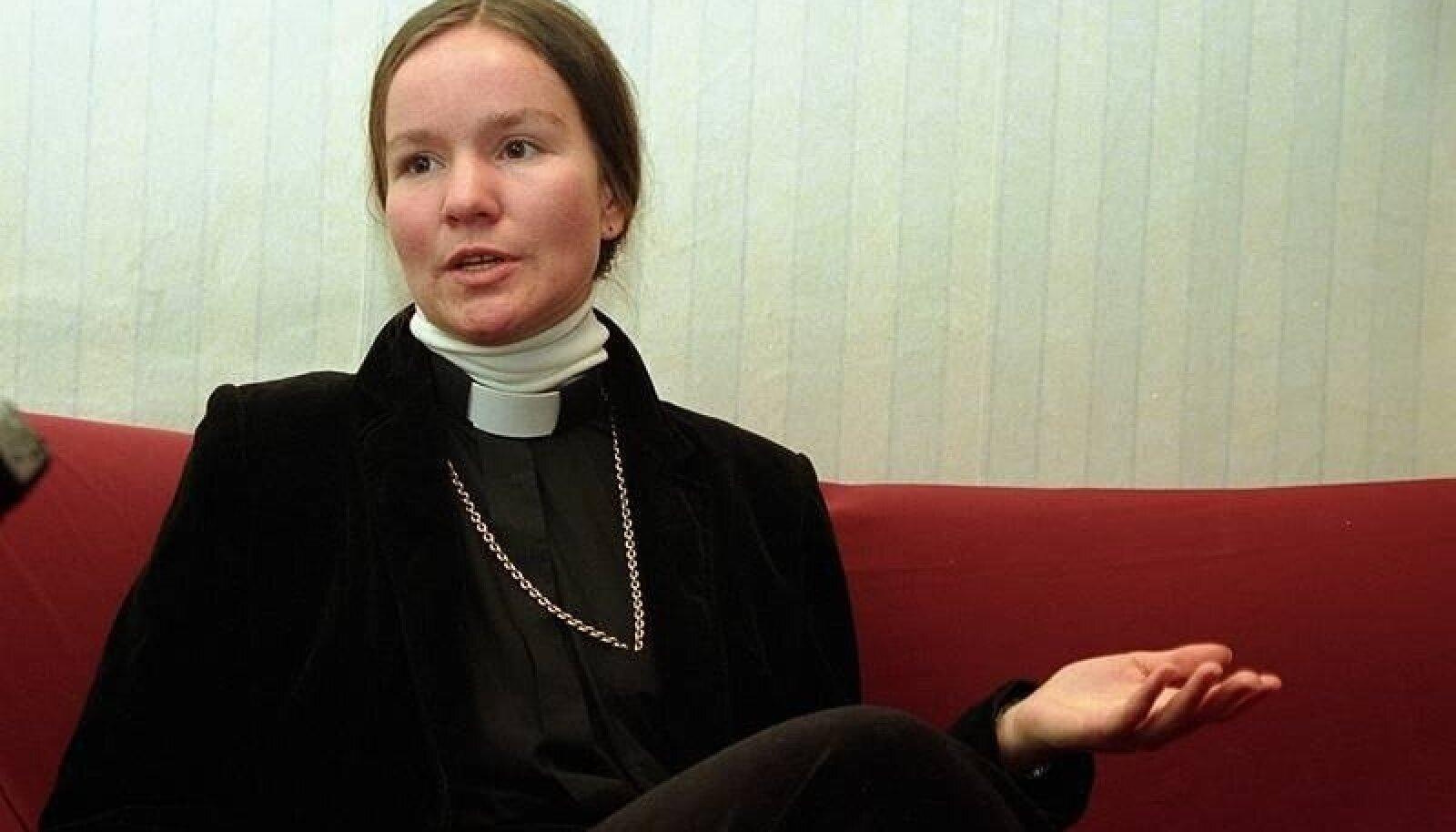 Kose ja Tuhala koguduse õpetaja Mare Palgi soovib kõigile rõõmu ja rahu