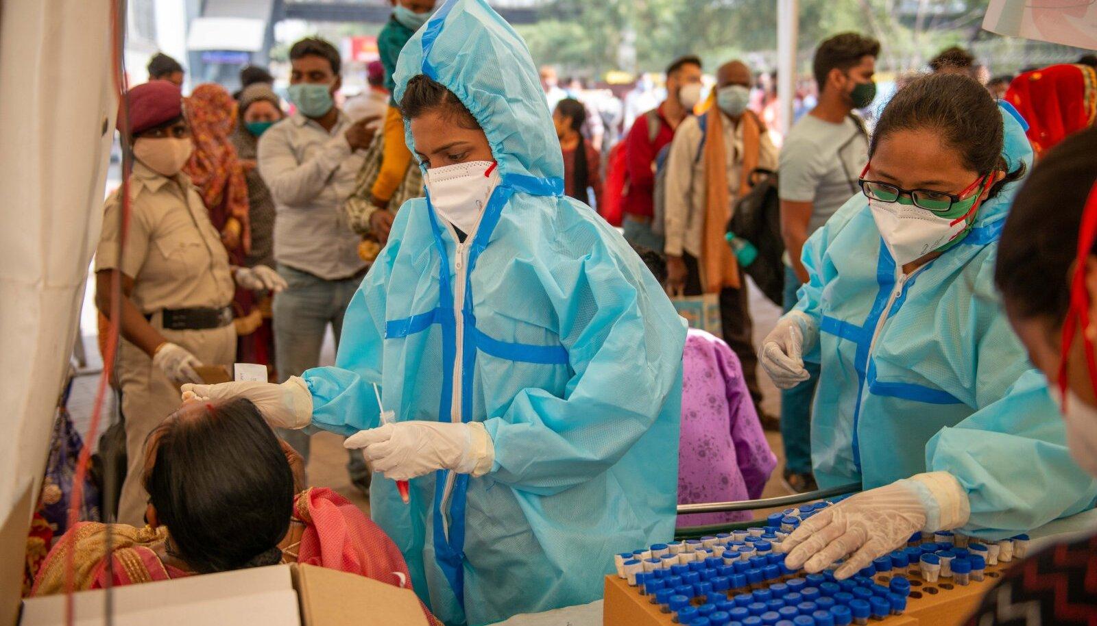 Индия в коронавирусную эпоху