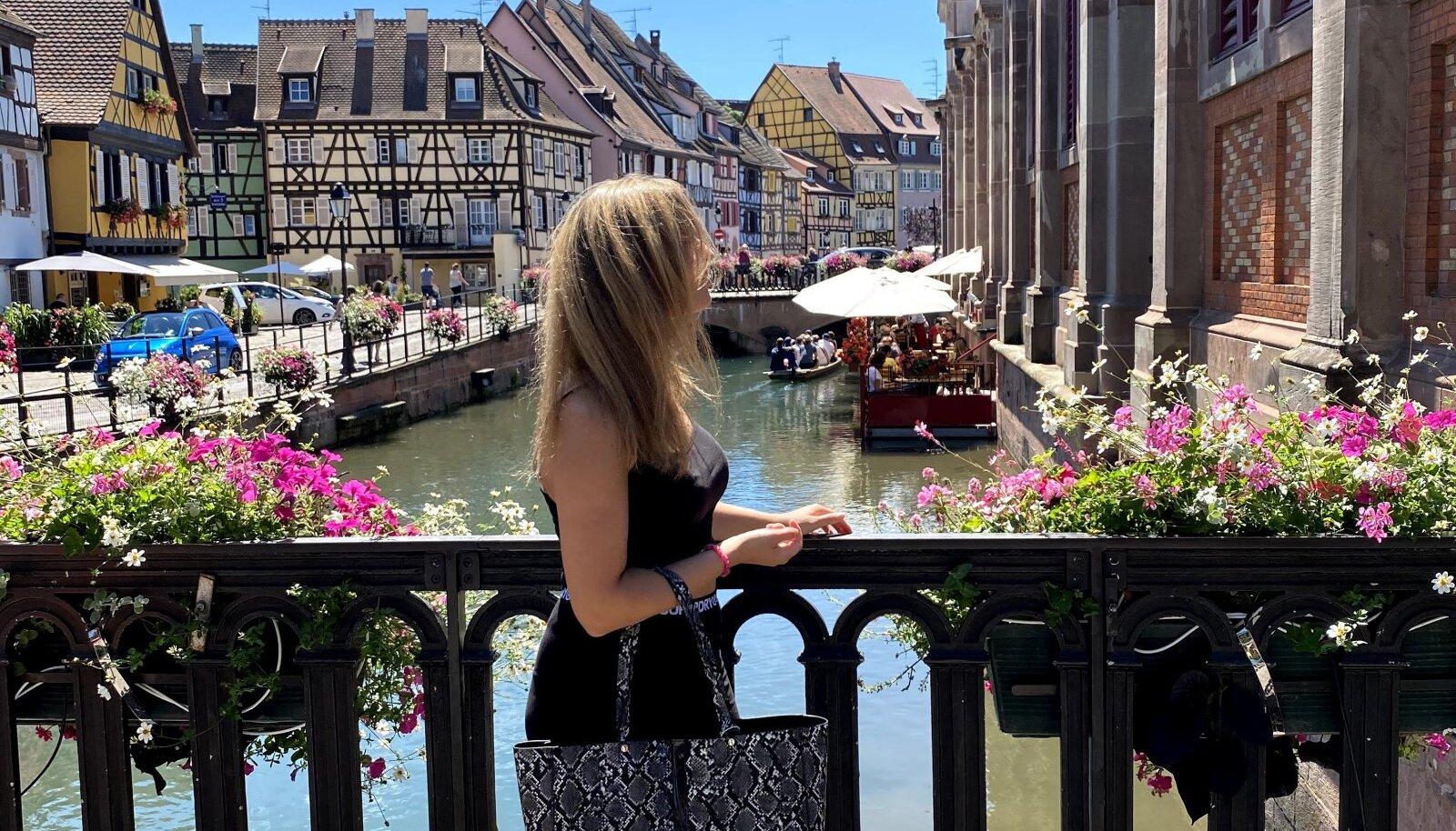 """Le Petite Venise"": маленькая Венеция, Кольмар"