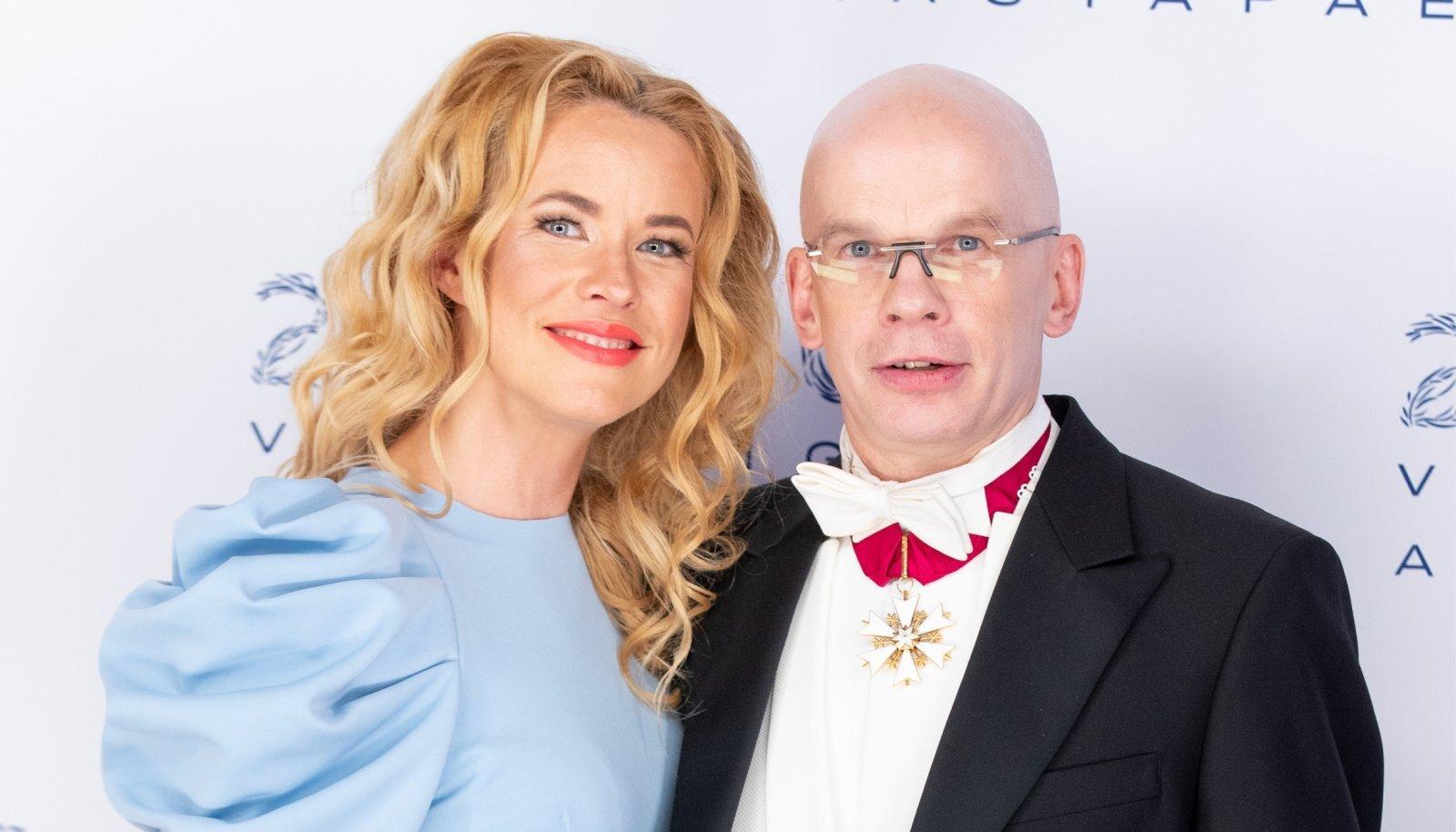 Heidi Vilu ja Allar Jõks