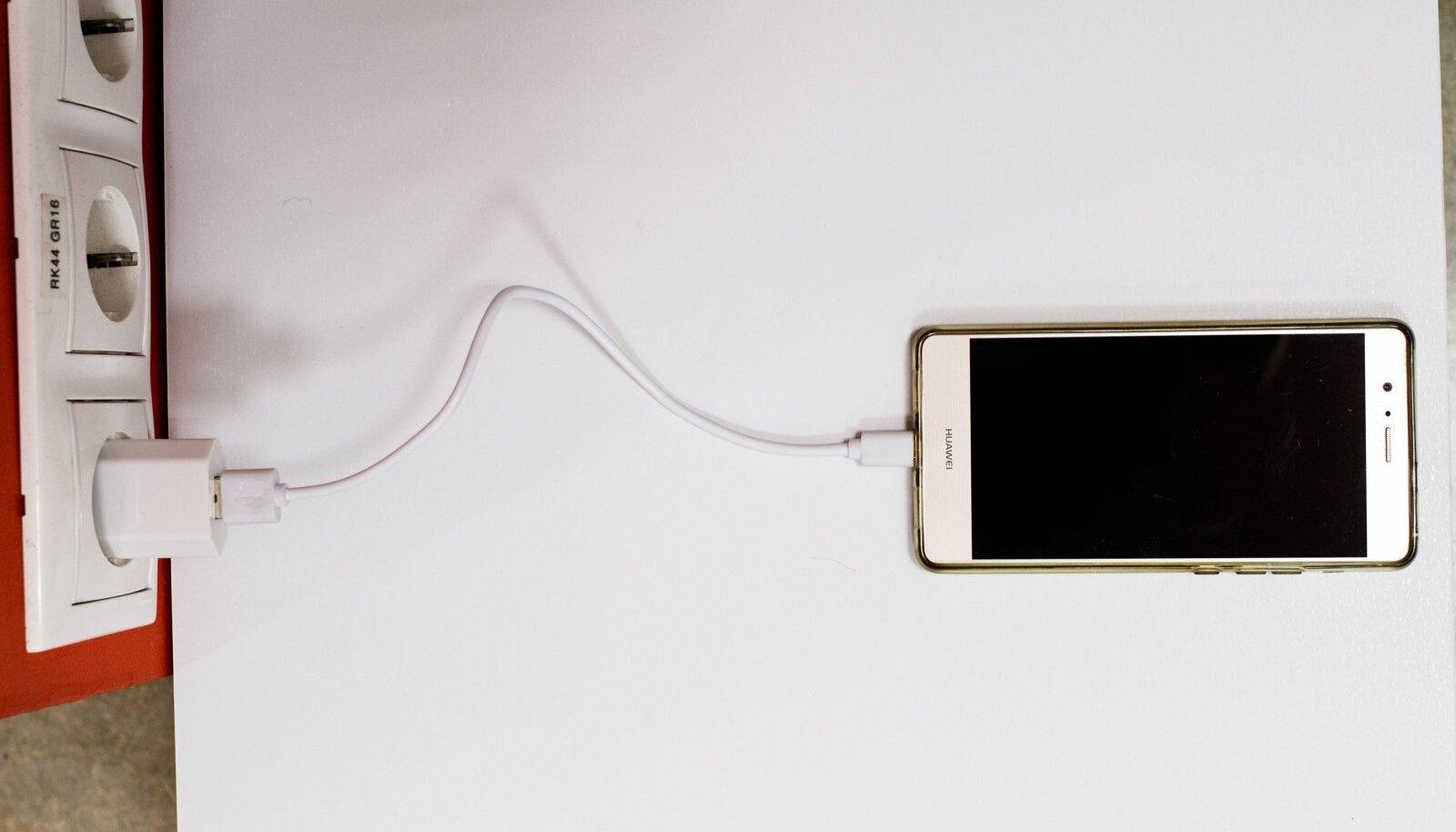 Huawei telefon laeb