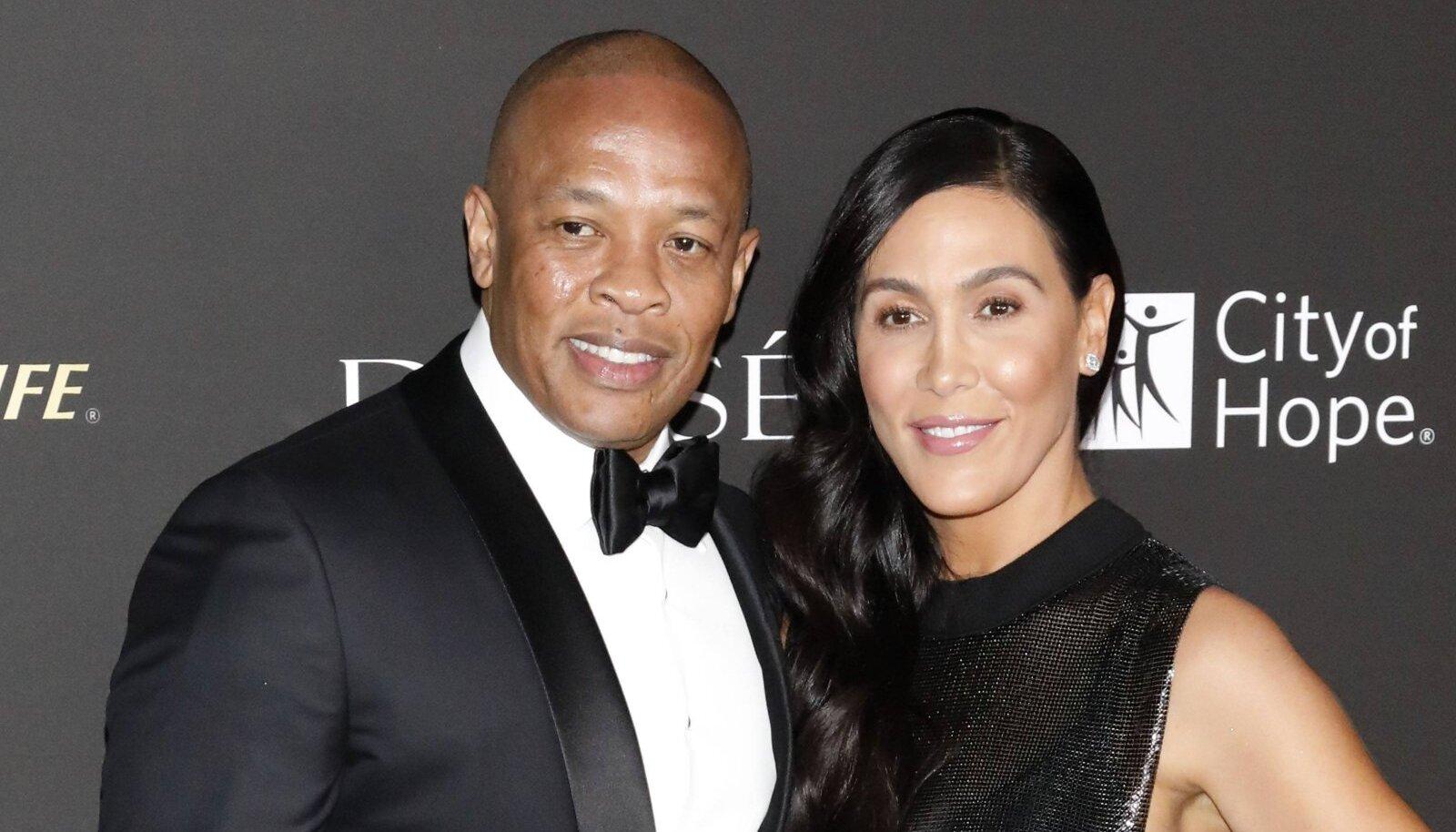 Dr Dre ja Nicole Young