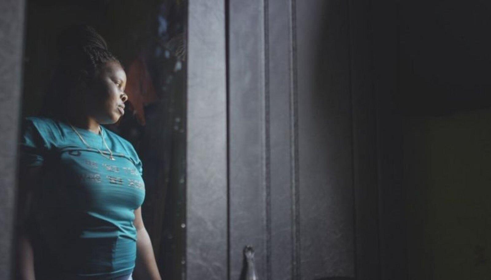 Зишило Длудлу стерилизовали во время третьих родов, но она говорит, что не давала согласия на операцию
