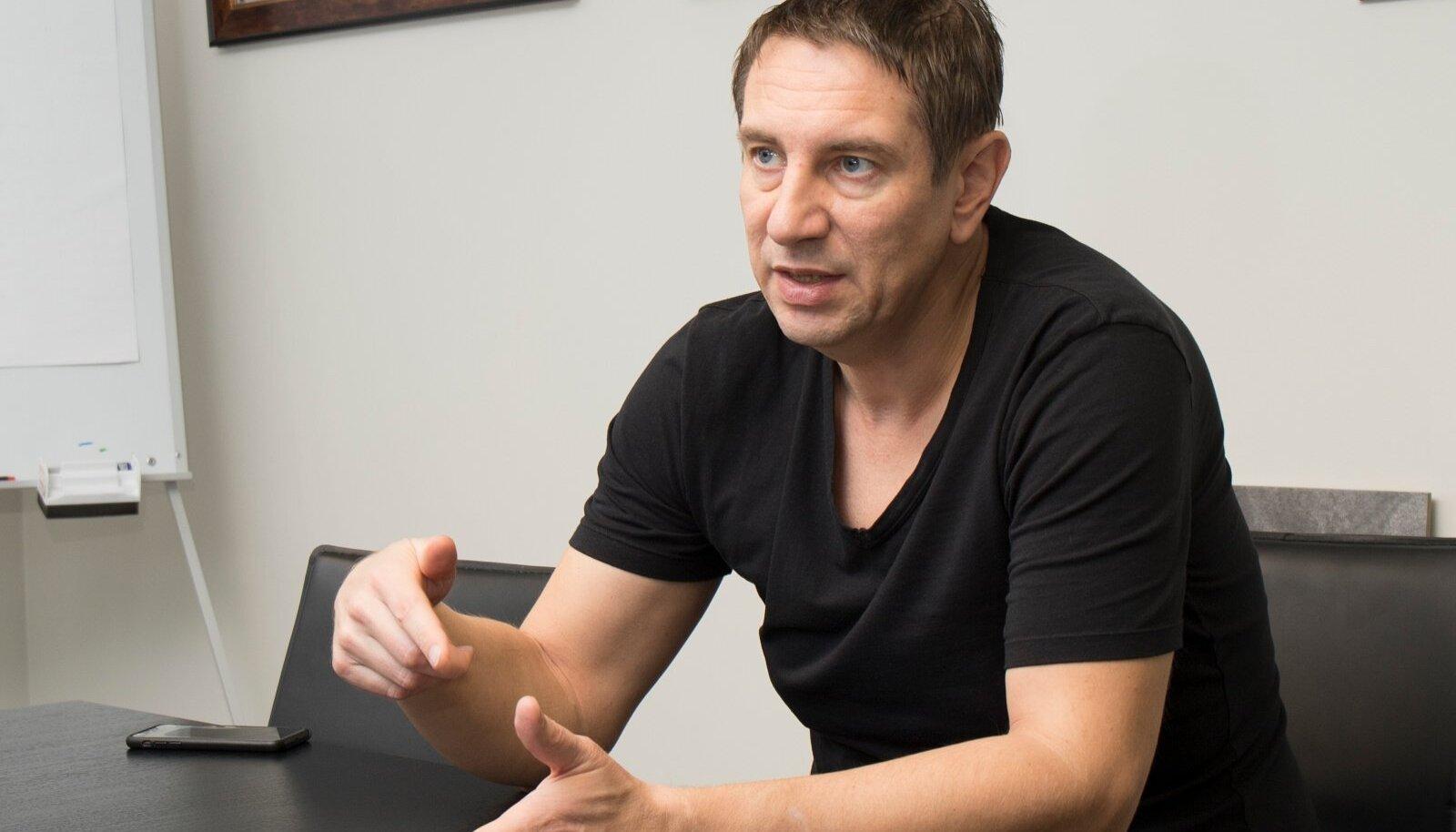 Ingmar Saksing, LVM Kinnisvara juhatuse liige