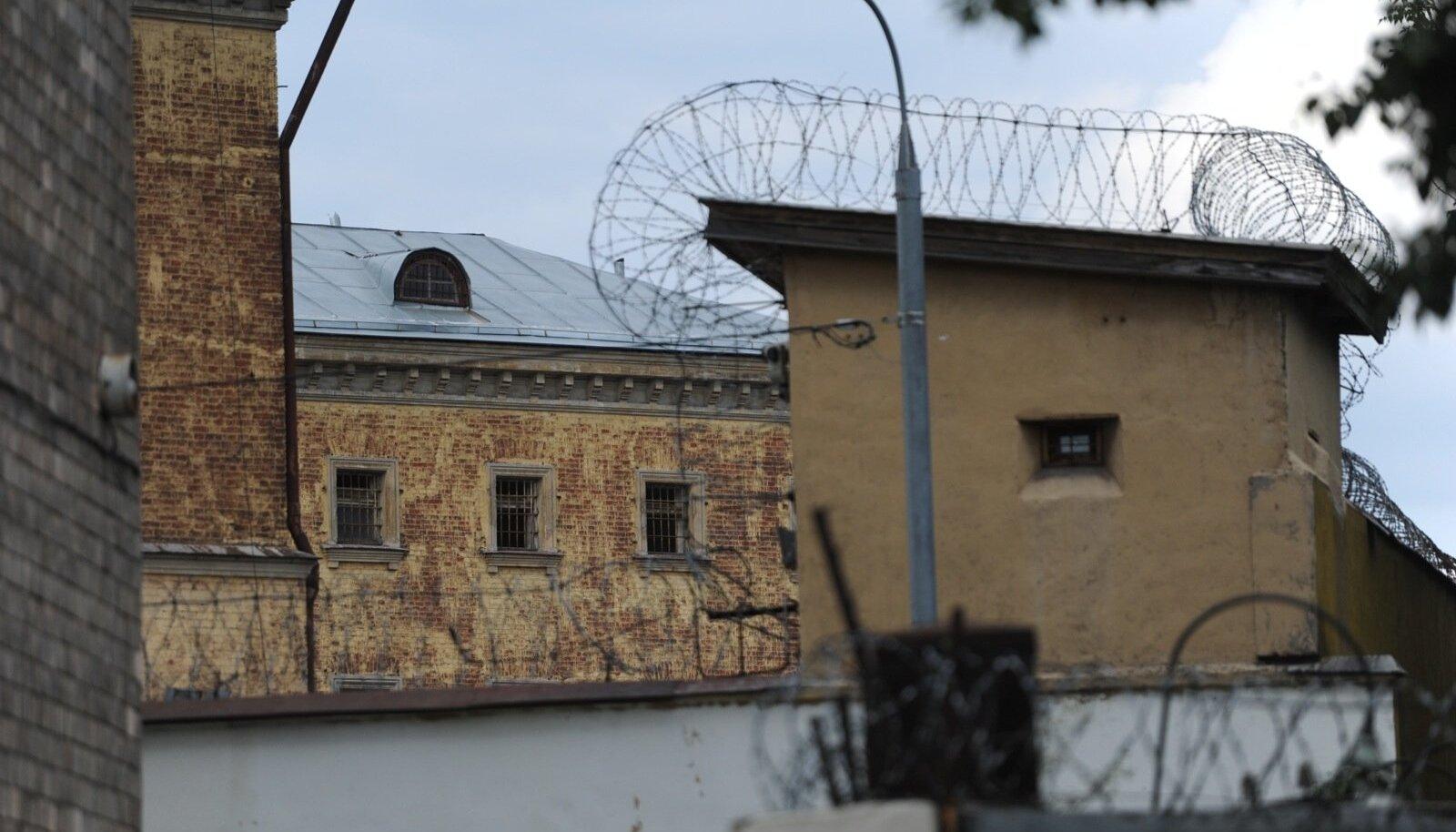 Susi on hetkel Lefortovo kinnipidamisasutuses