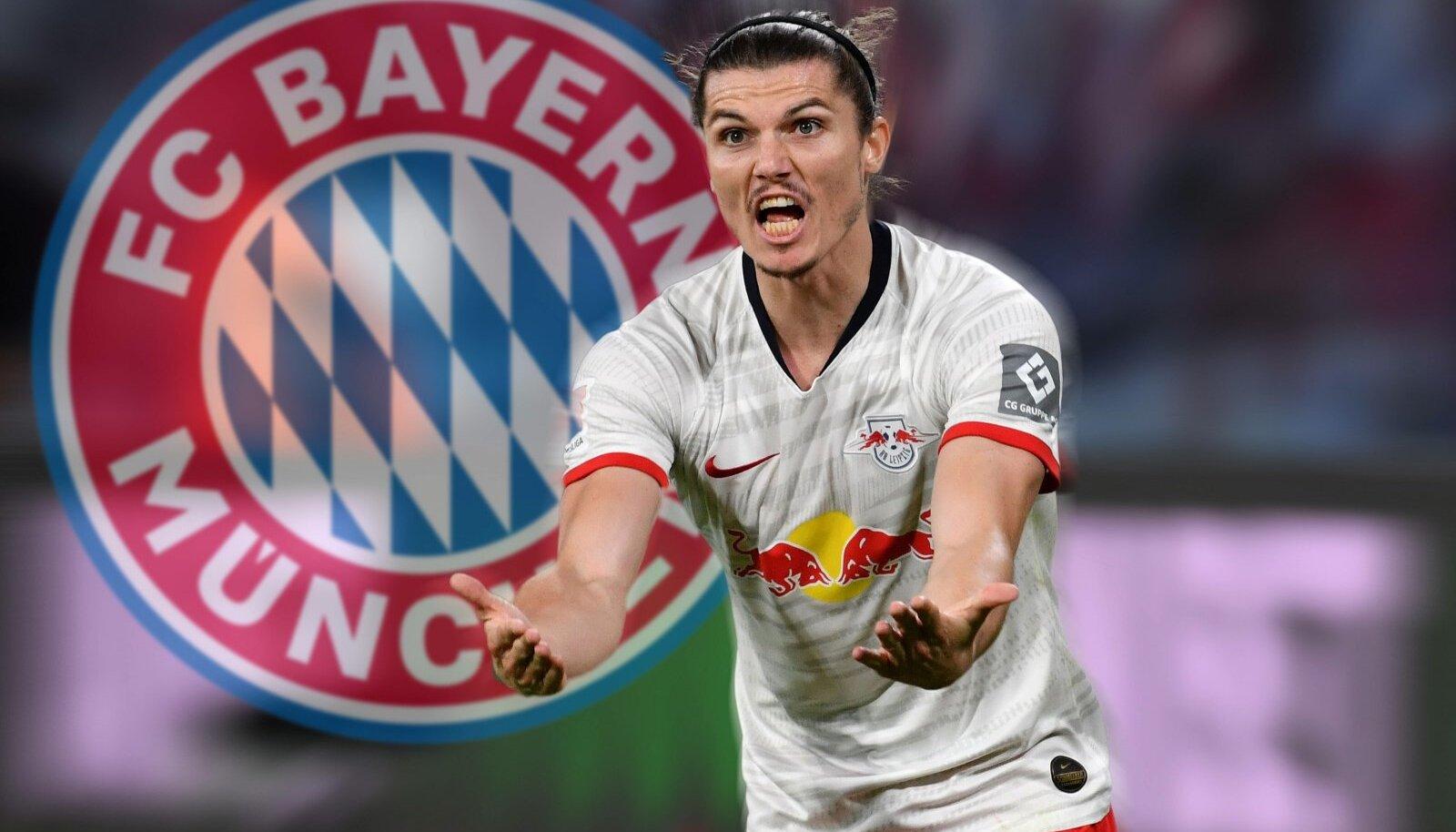 Marcel Sabitzer on nüüdsest Müncheni Bayerni mängumees.