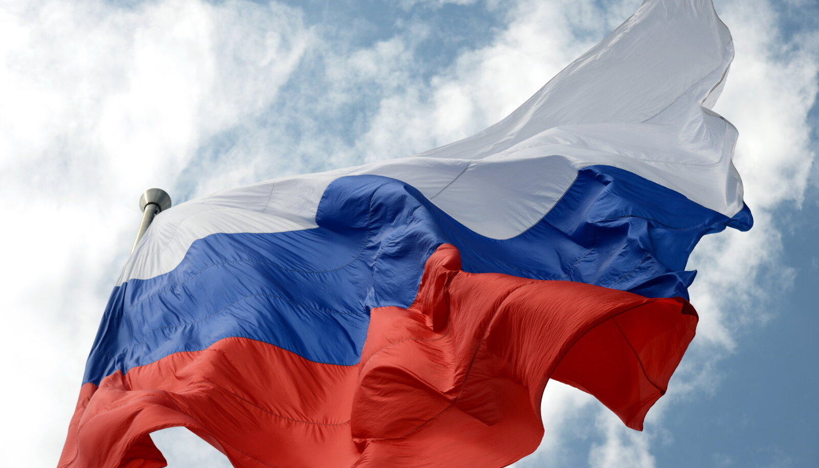 Venemaa lipp. (Foto on illustratiivne).