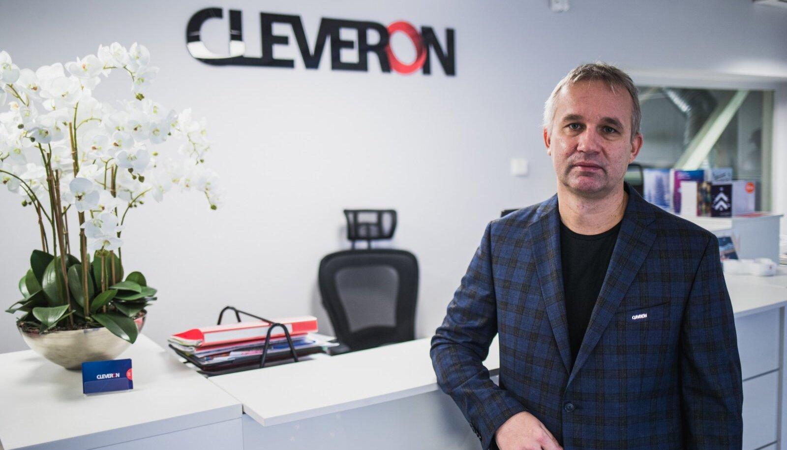 Cleveroni juhatuse esimees Arno Kütt