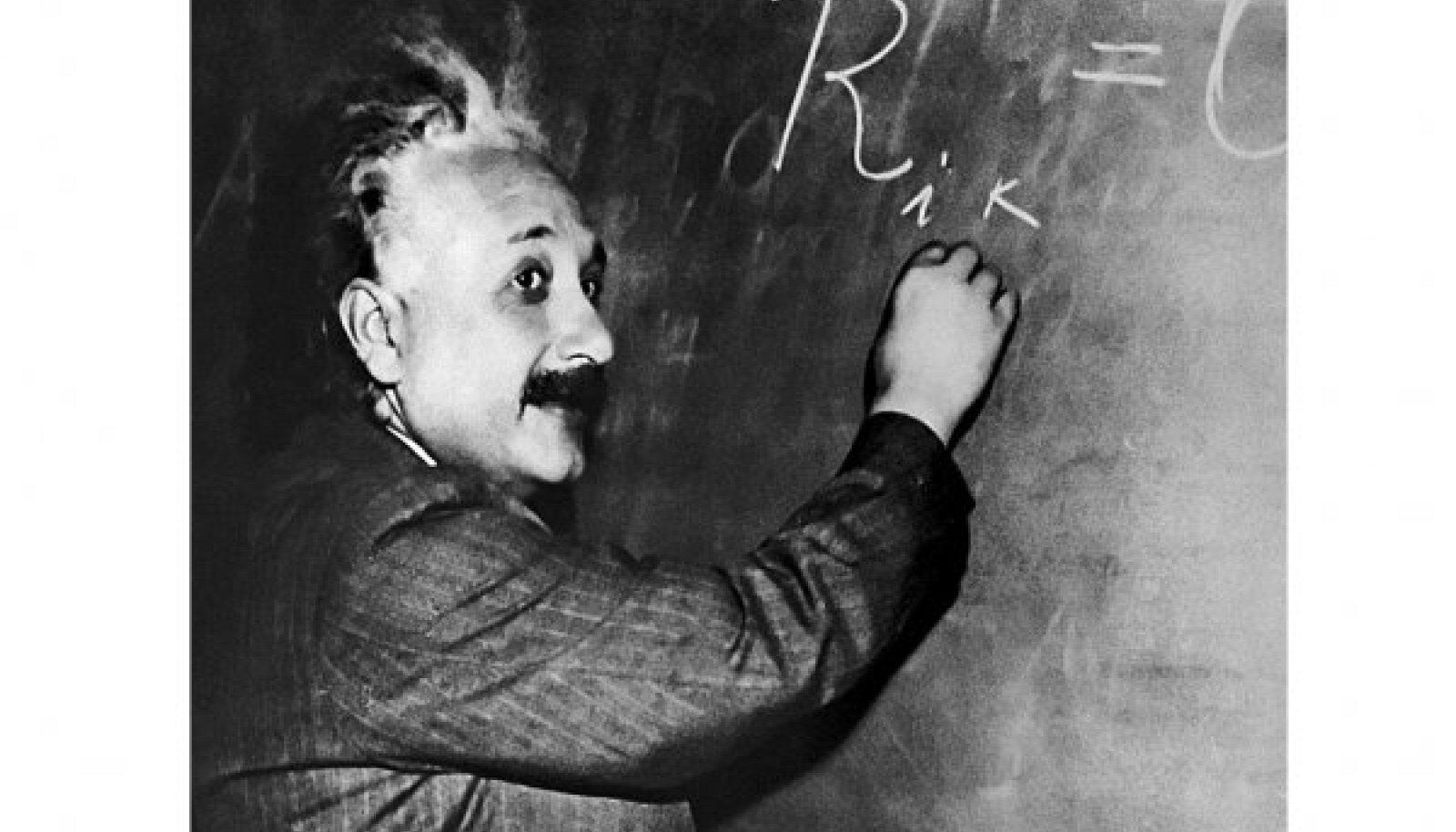 Einsteini aju uurinud teadlased tuvastasid, et see viitab erakordsetele matemaatilistele võimetele ja ruumilisele mõtlemisele.