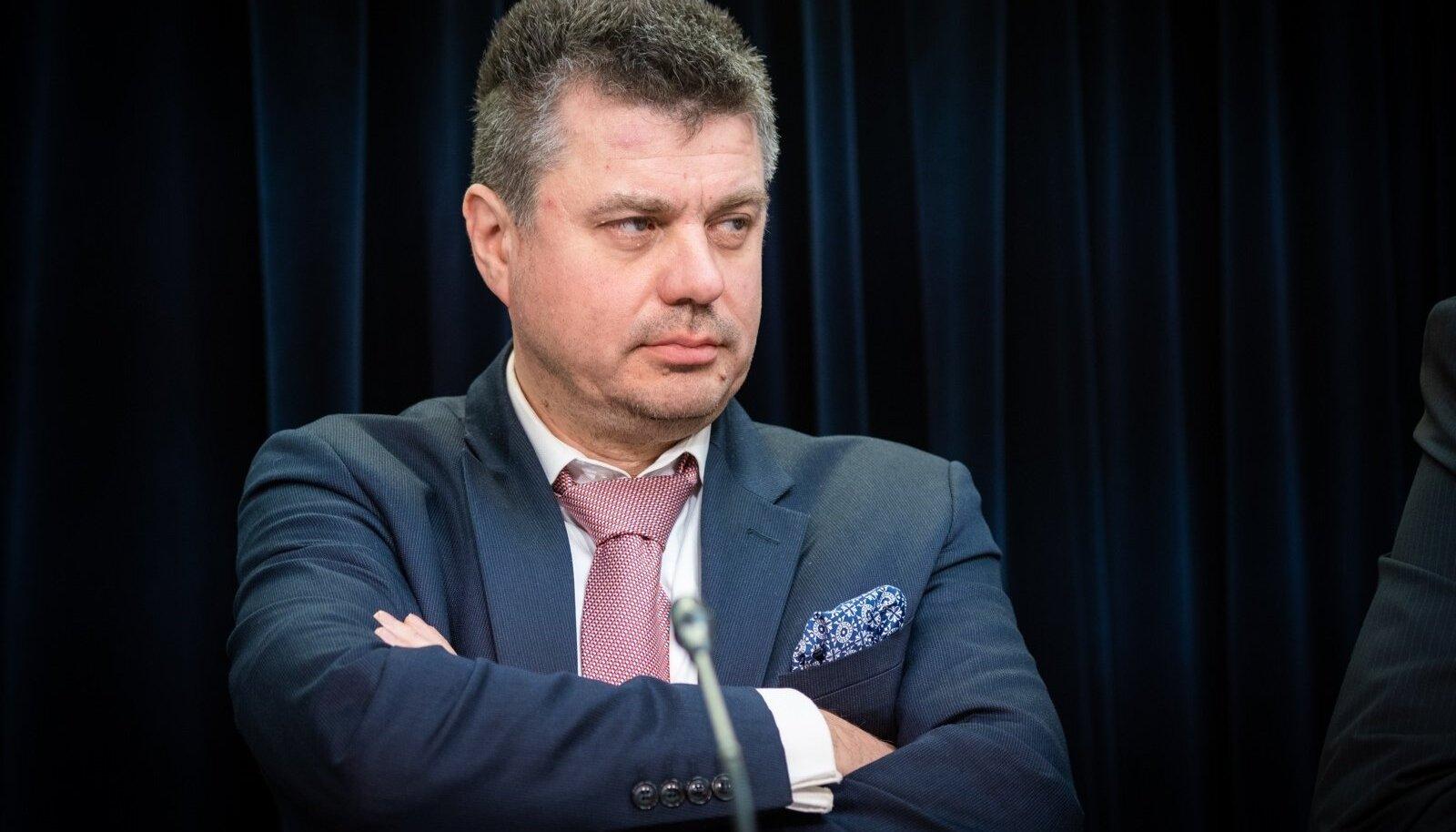 Eesti välisminister Urmas Reinsalu