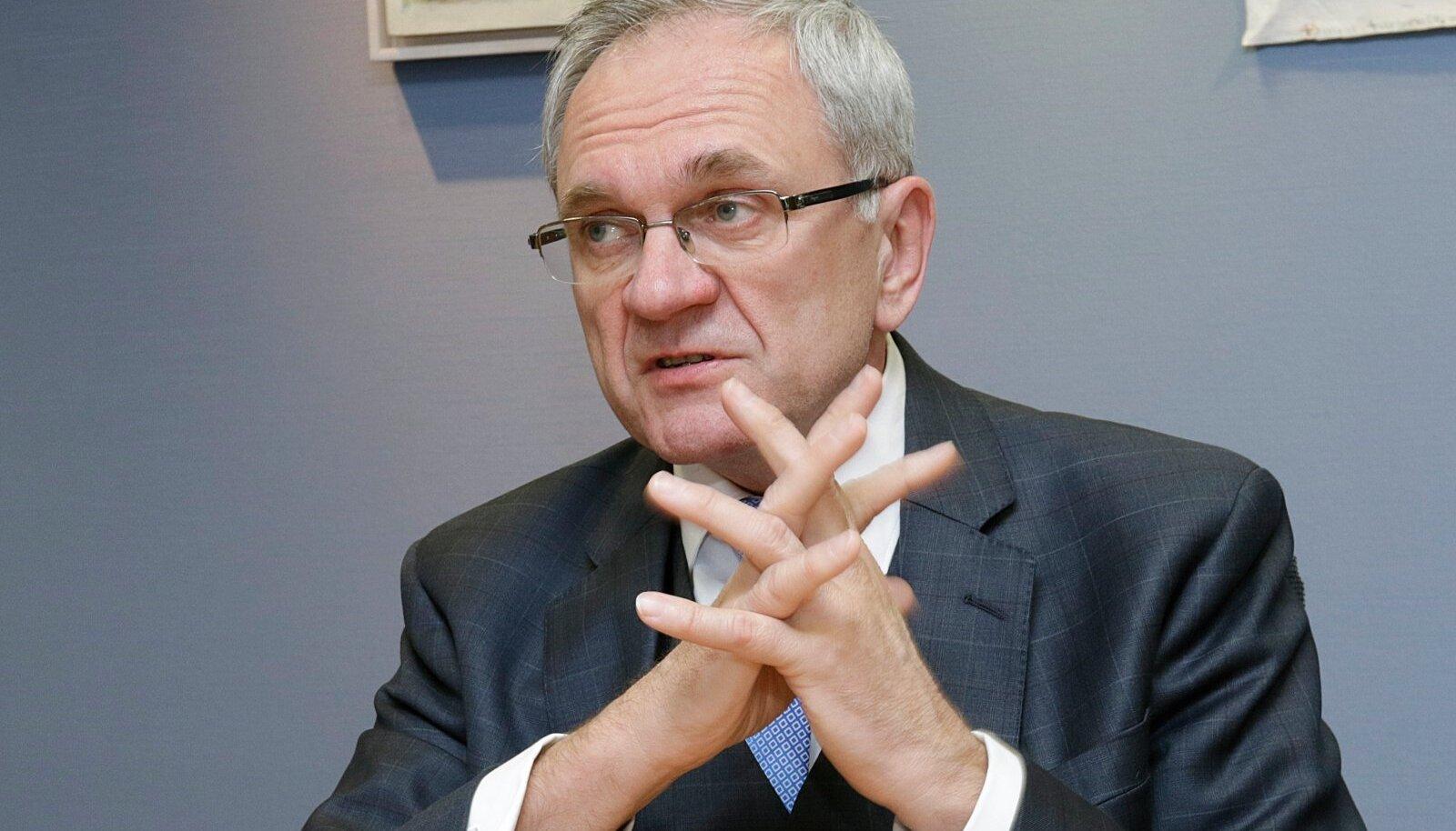 Advokaat Jüri Raidla