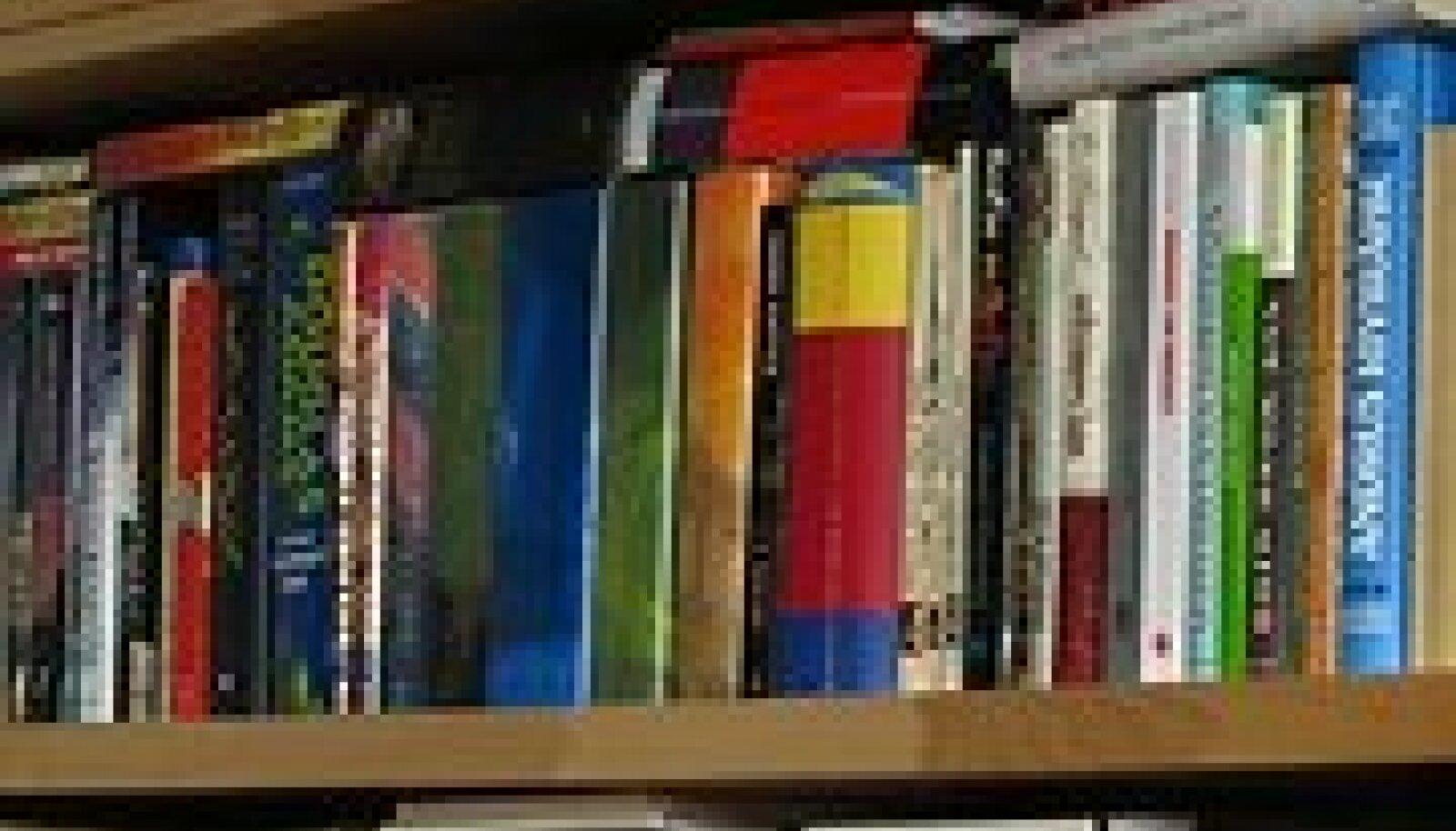 raamat, raamatud