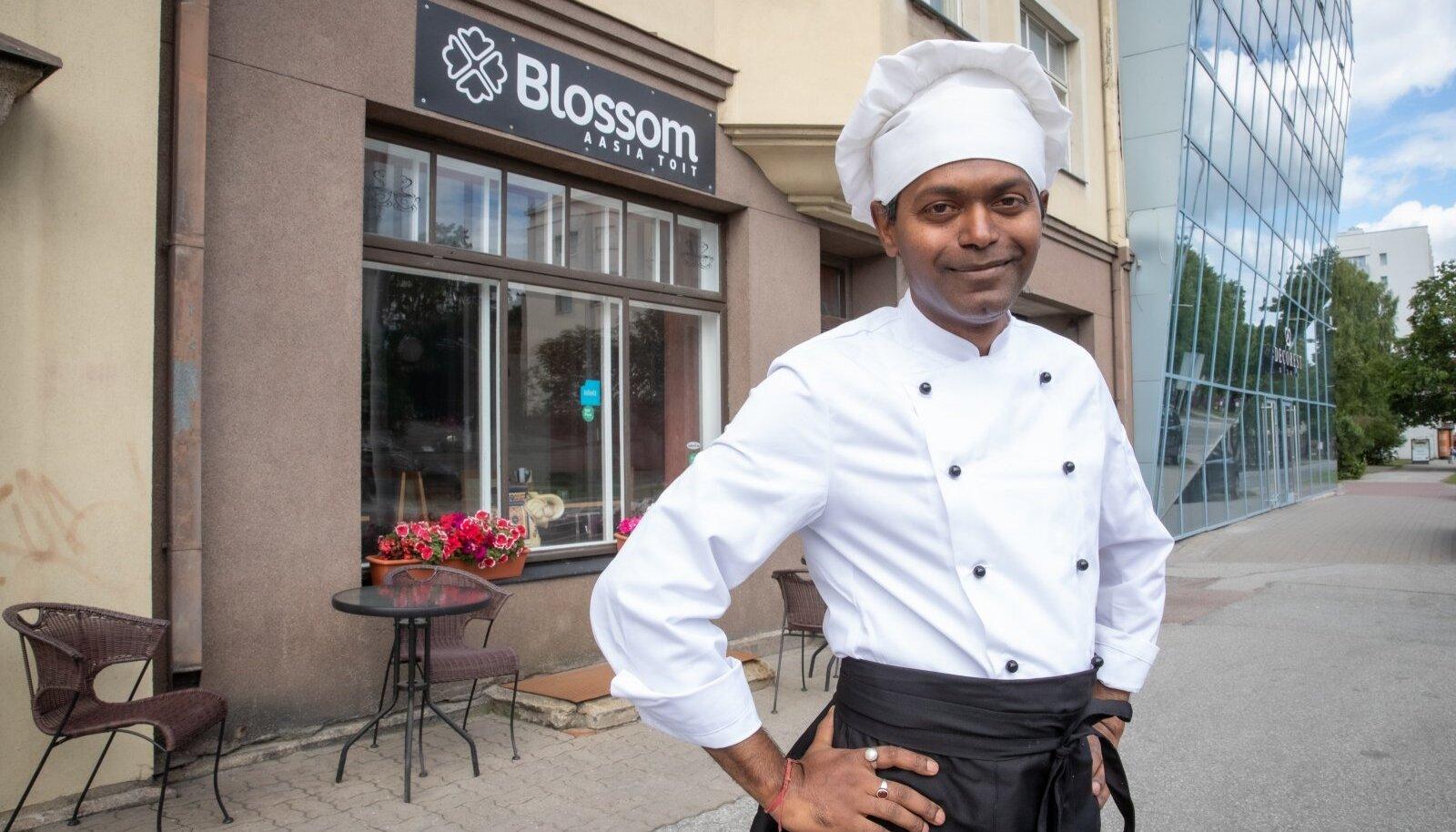 Restoranipidaja elu on nii kiire, et Babu jõuab hommikuti vaevalt T-särgi selga ja püksidki jalga tõmmata. Pildistamise jaoks otsib ta aga sahtlist välja uhke kokamundri. Viimati kandis ta seda Tallinn Restaurant Week'il hoopis teist restorani esindades.