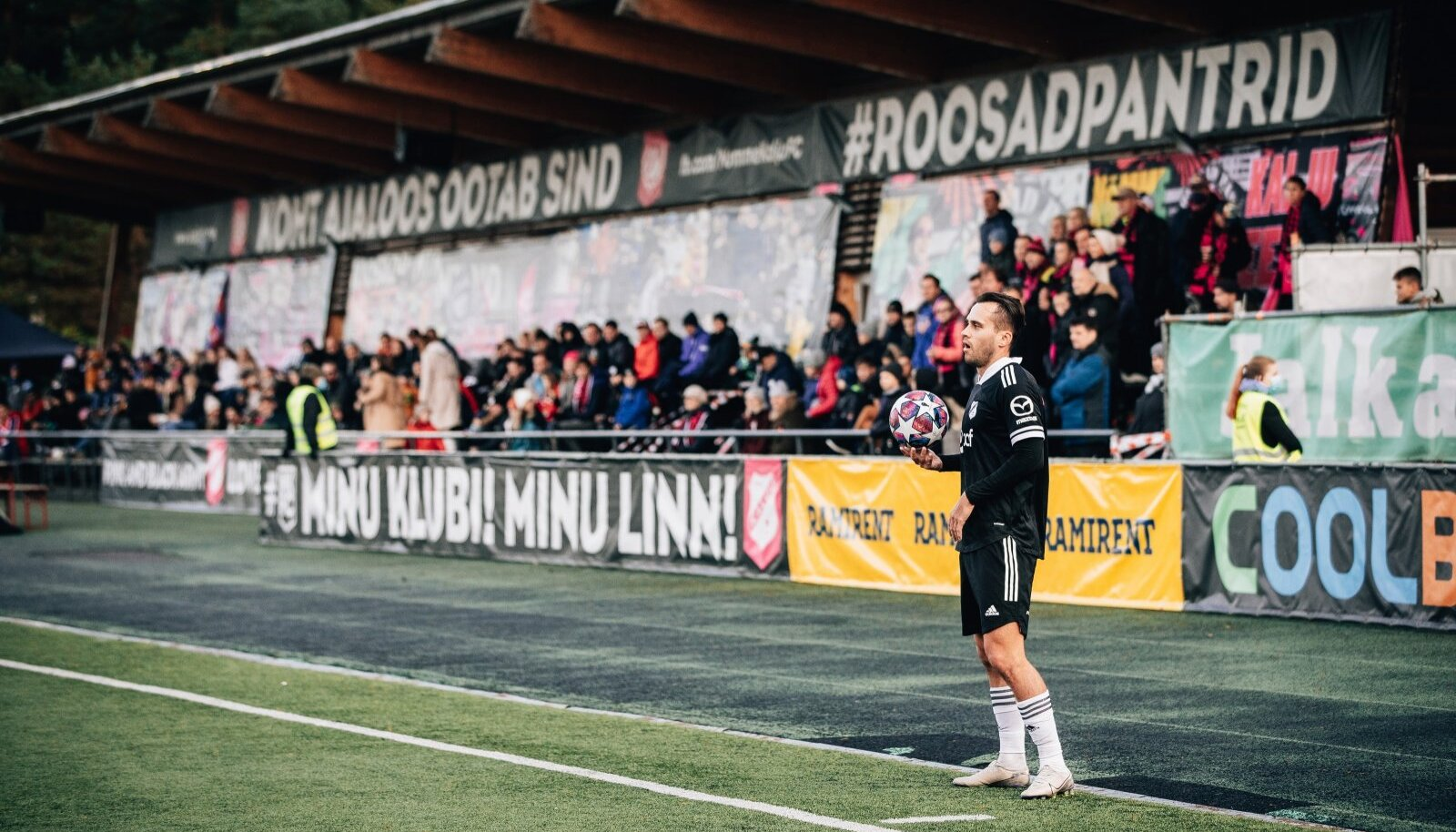 Kõige positiivsema stsenaariumi kohaselt võib Nõmme Kalju oma kodumängud uuesti Hiiule kolida järgmise aasta suvel.
