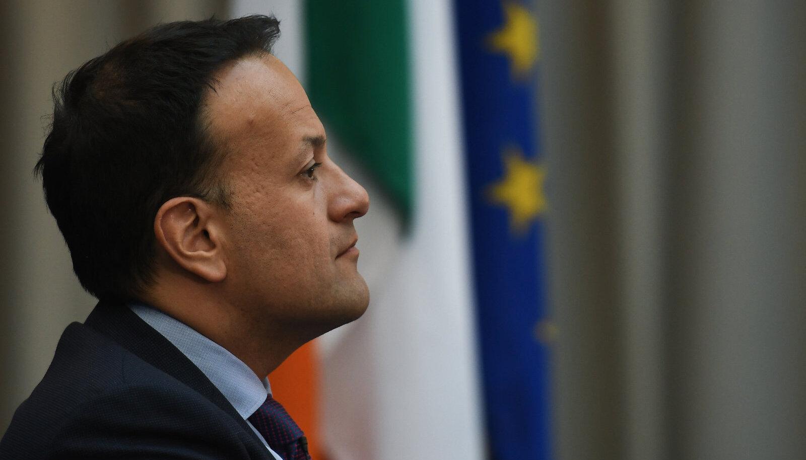 Iiri peaminister Leo Varadkar