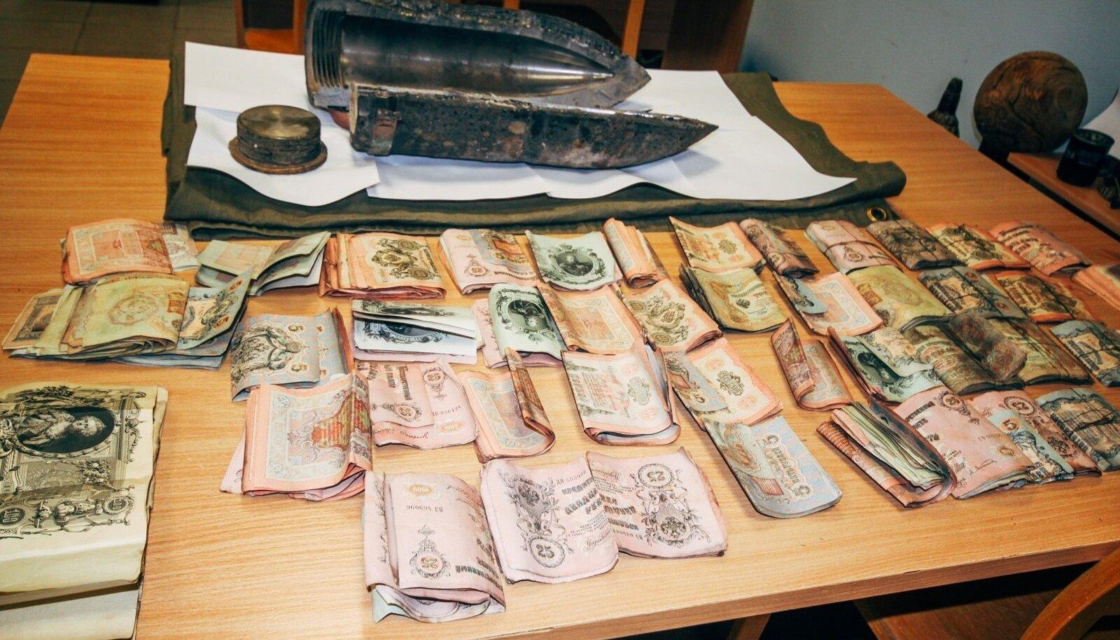Pärnumaal leiti rahamürsk