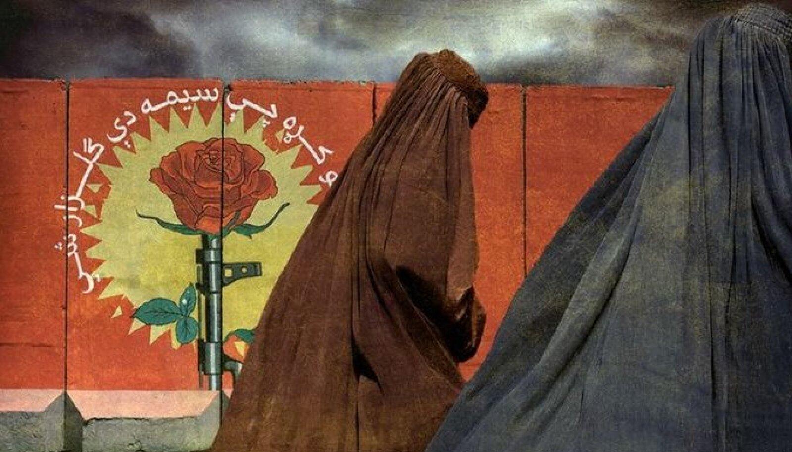 """Быть женщиной при """"Талибане"""" означает отсутствие прав"""