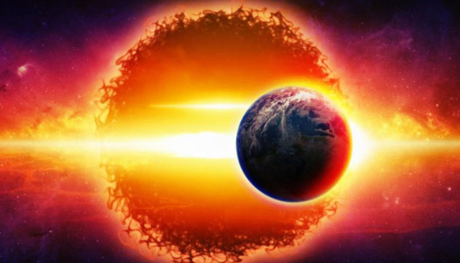 Kas maailmalõpp on saabumas?