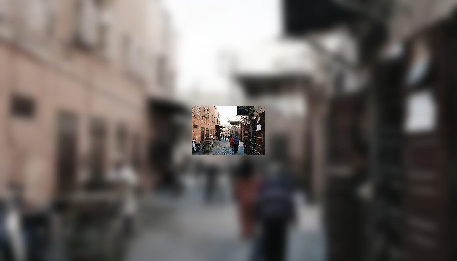 f8fcd8128a9 Ebareaalne Marrakech ja muud kohad
